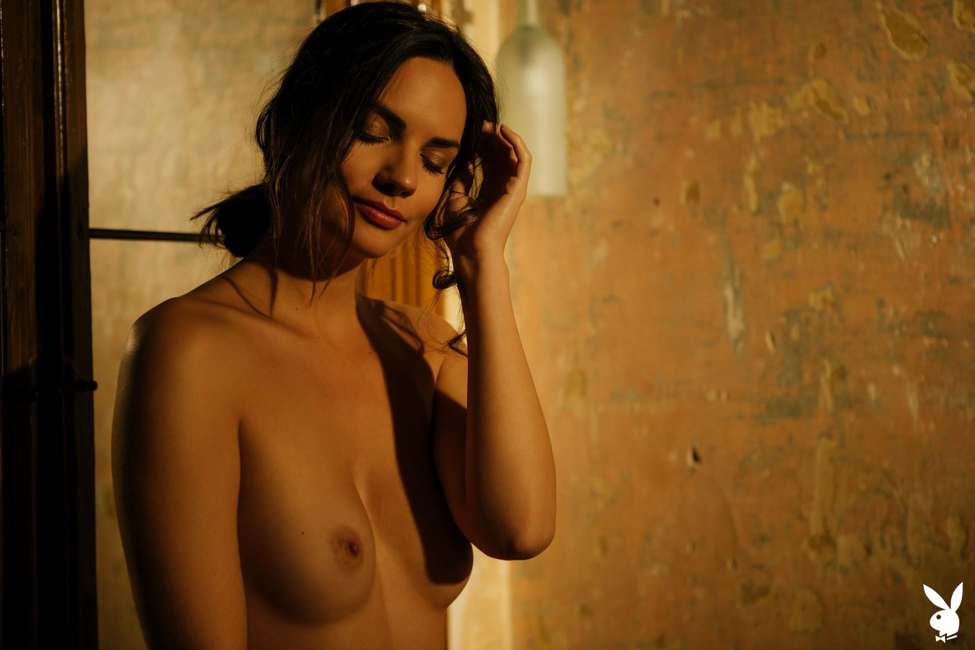 Flora Garai In Gentle Persuasion Playboy Plus (45)