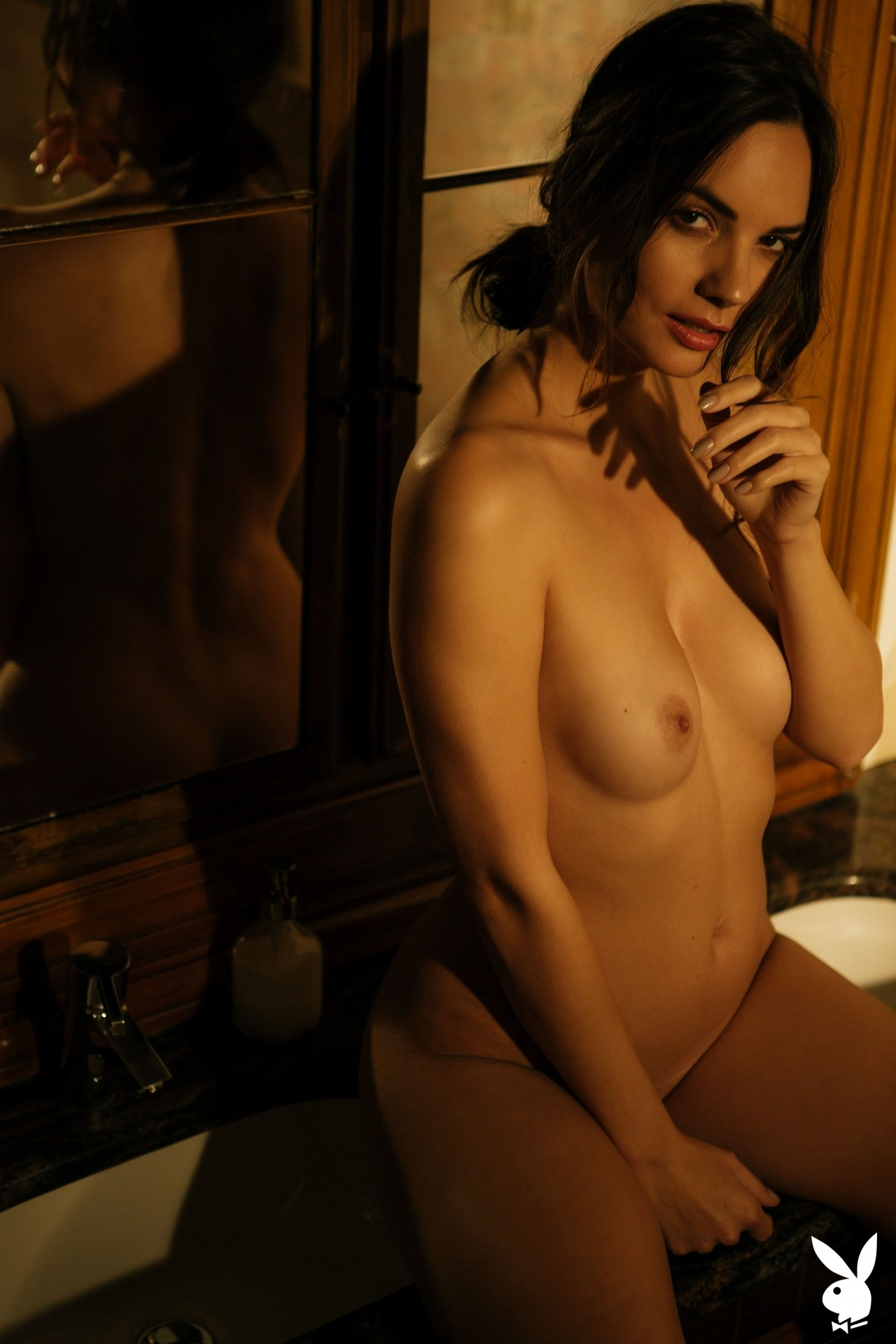 Flora Garai In Gentle Persuasion Playboy Plus (46)