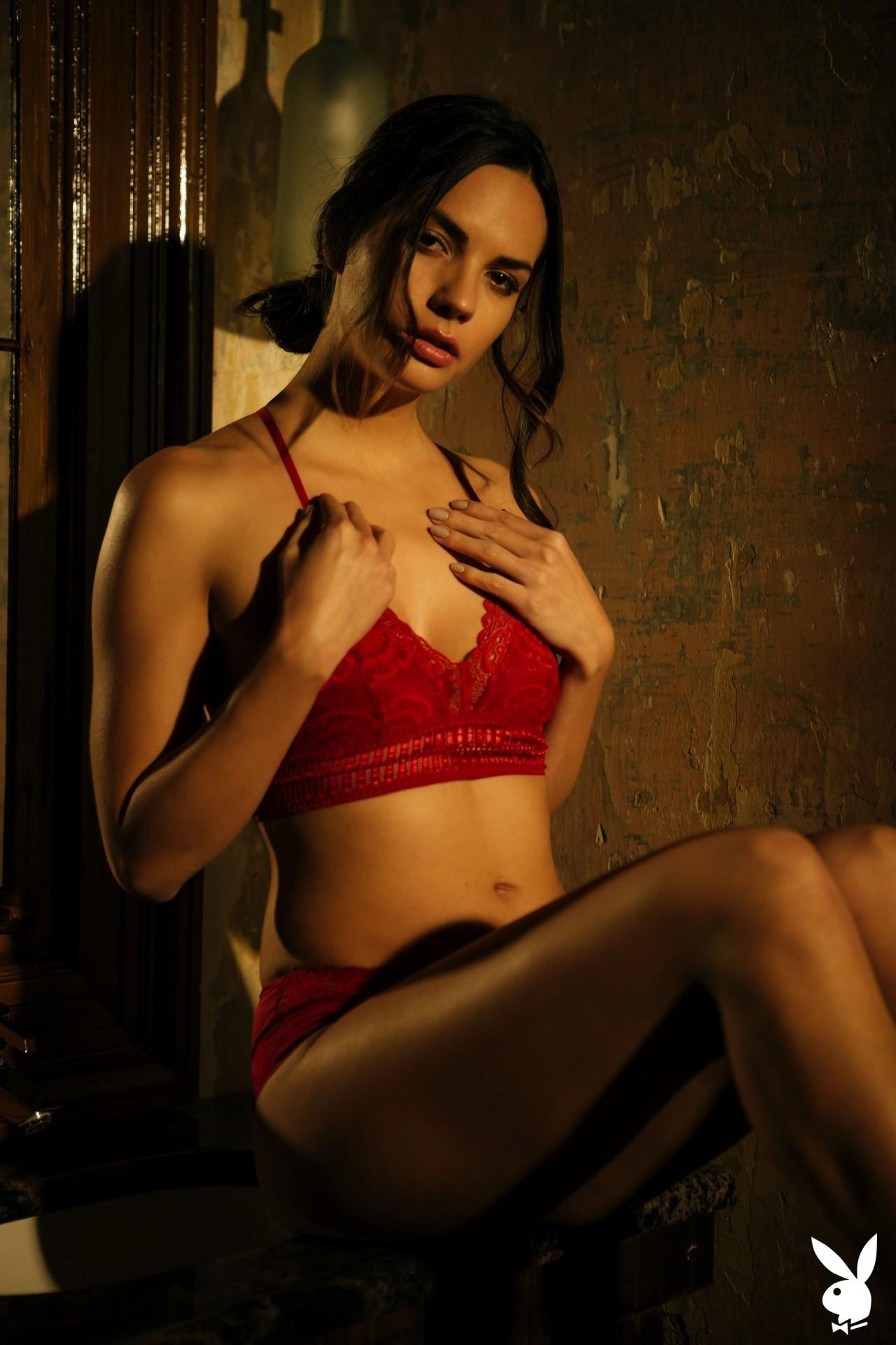 Flora Garai In Gentle Persuasion Playboy Plus (6)