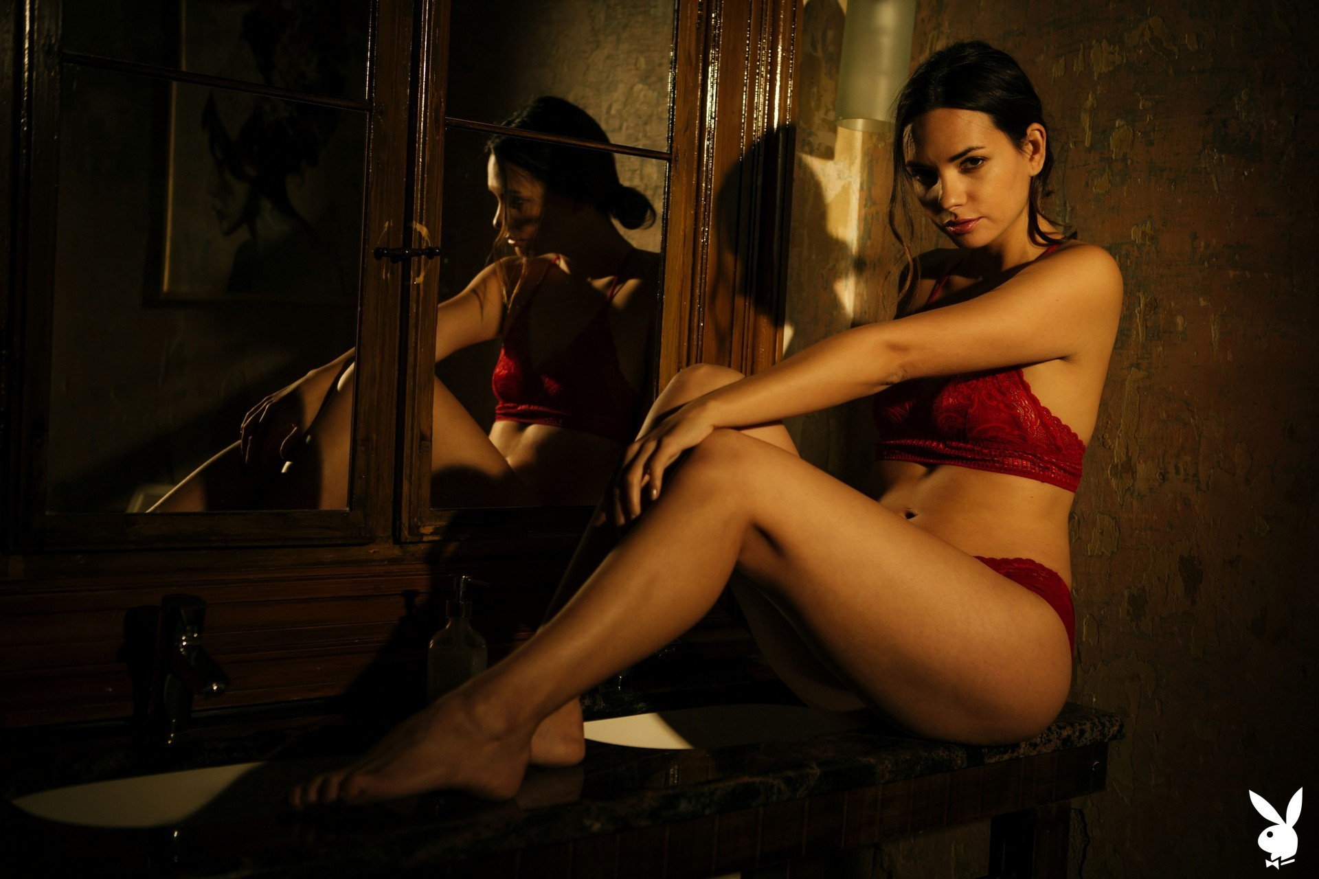 Flora Garai In Gentle Persuasion Playboy Plus (7)
