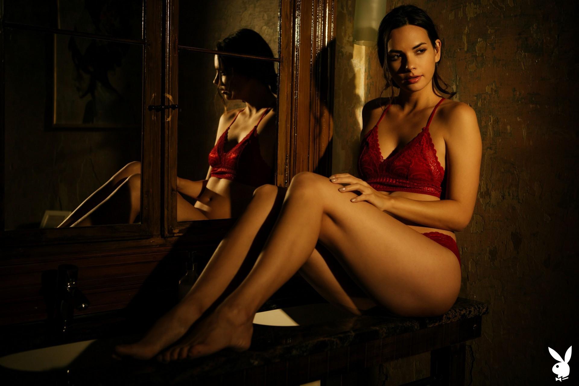 Flora Garai In Gentle Persuasion Playboy Plus (8)