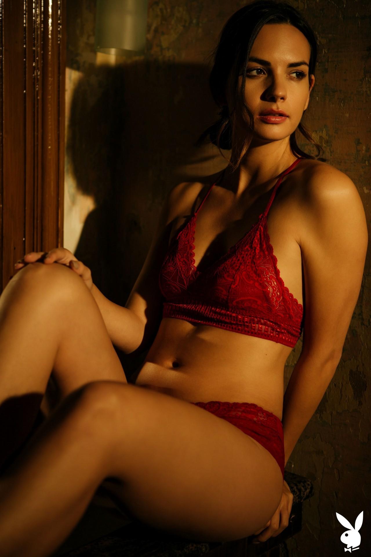 Flora Garai In Gentle Persuasion Playboy Plus (9)
