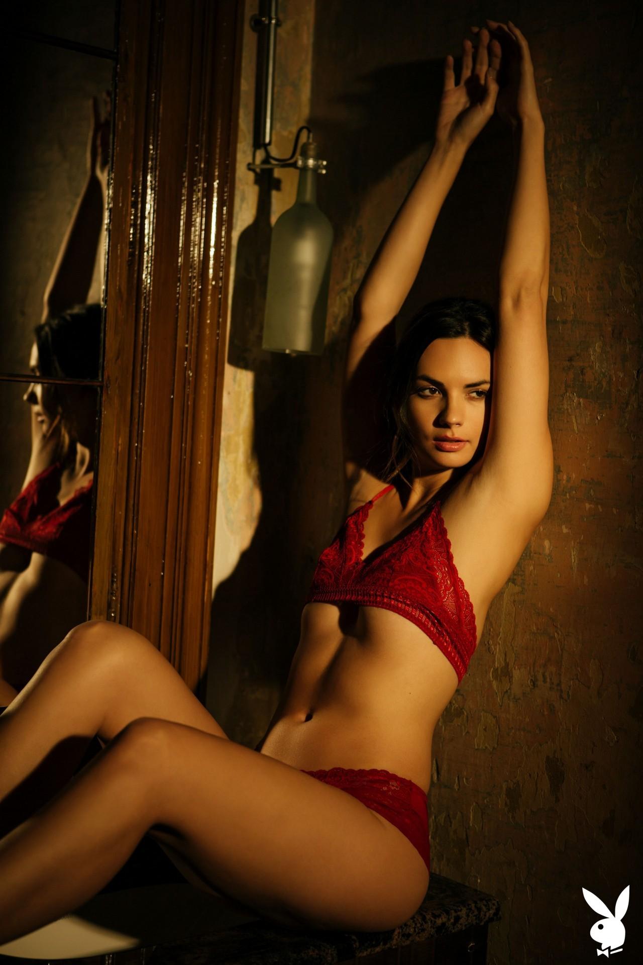 Flora Garai In Gentle Persuasion Playboy Plus (10)