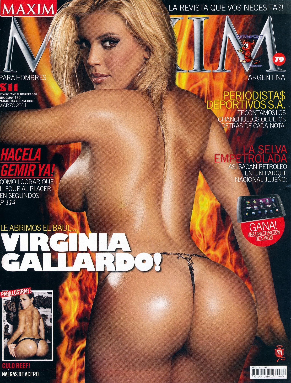 Virginia Gallardo Nude 002