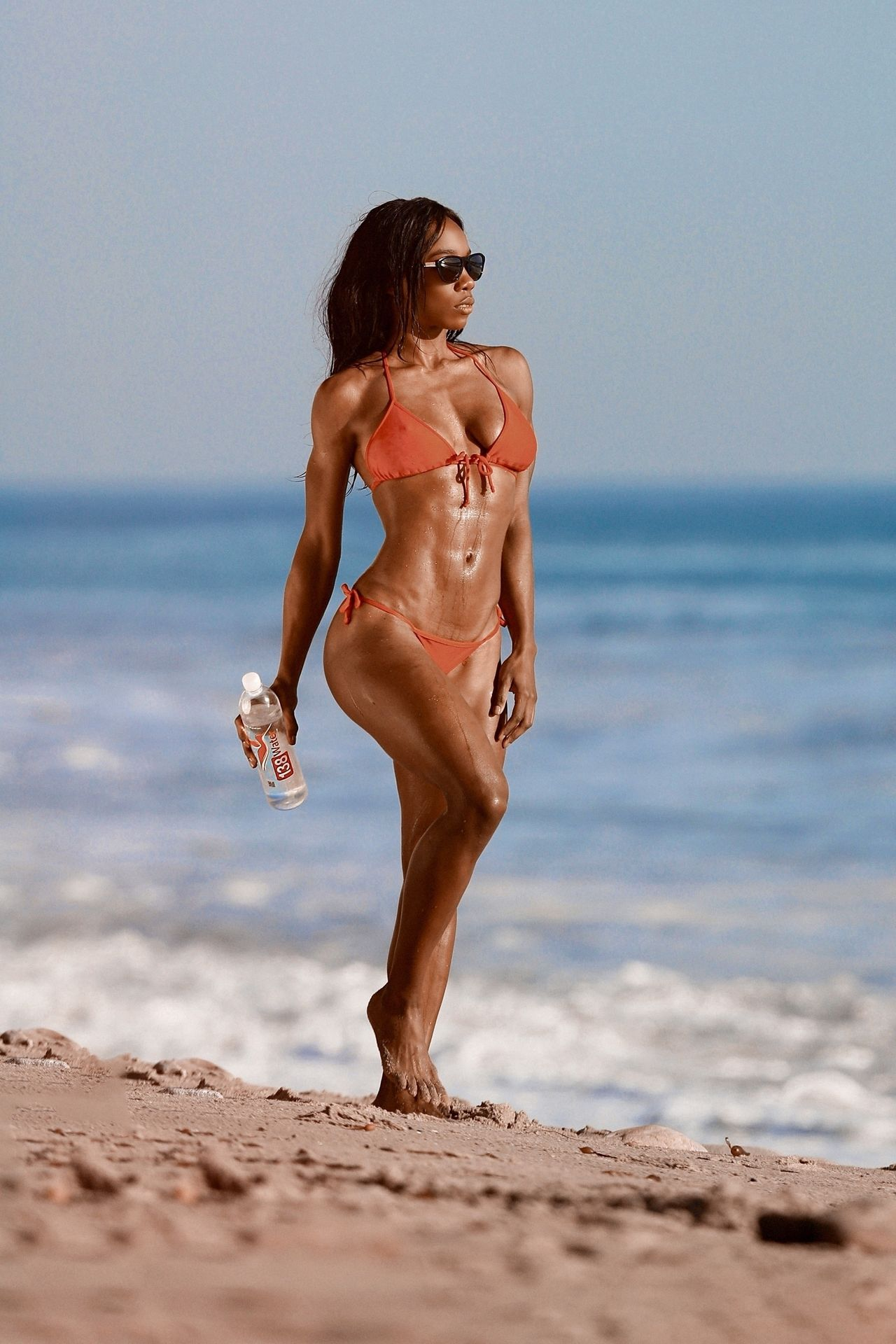Adrianne Nina Sexy & Topless 0007