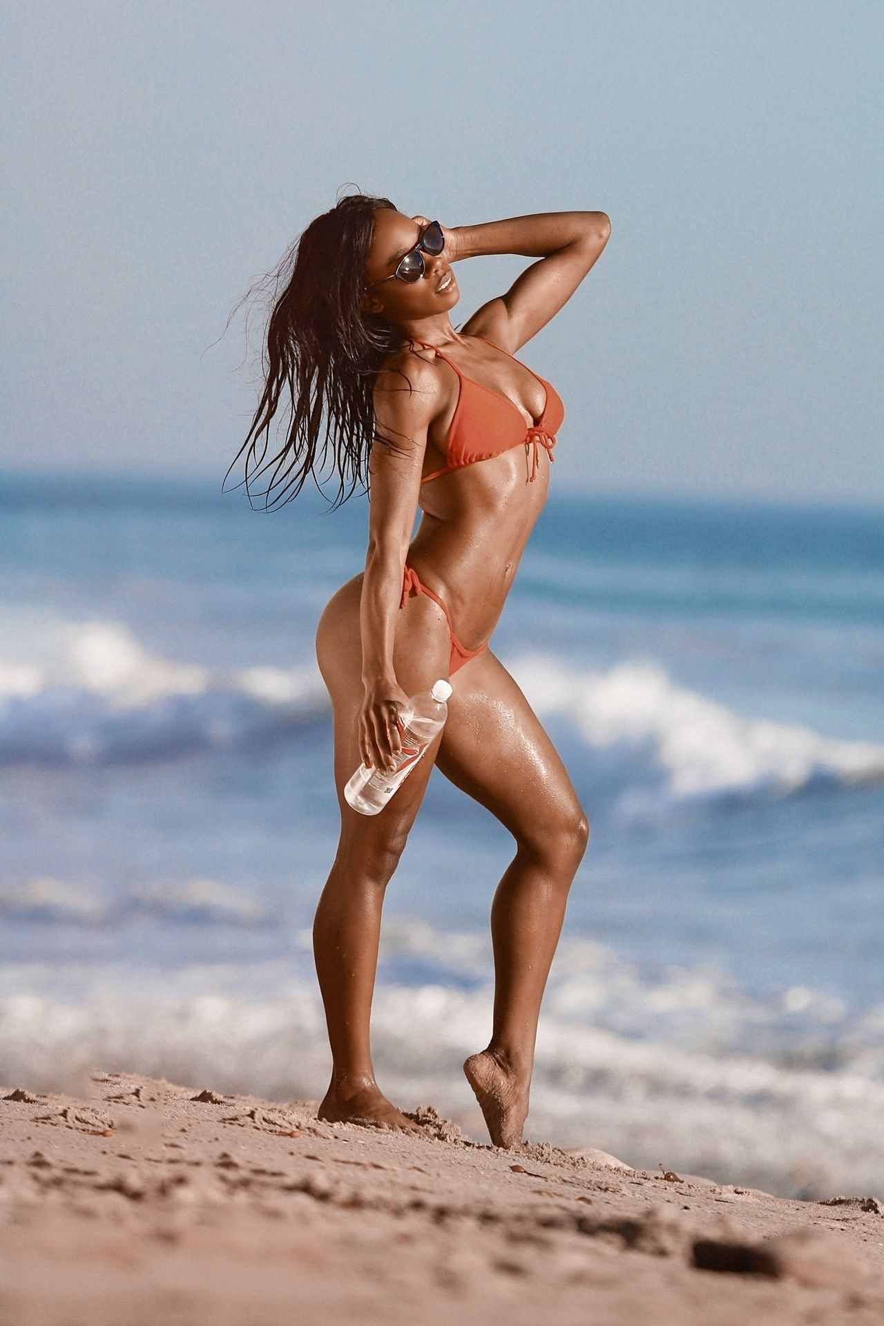 Adrianne Nina Sexy & Topless 0009