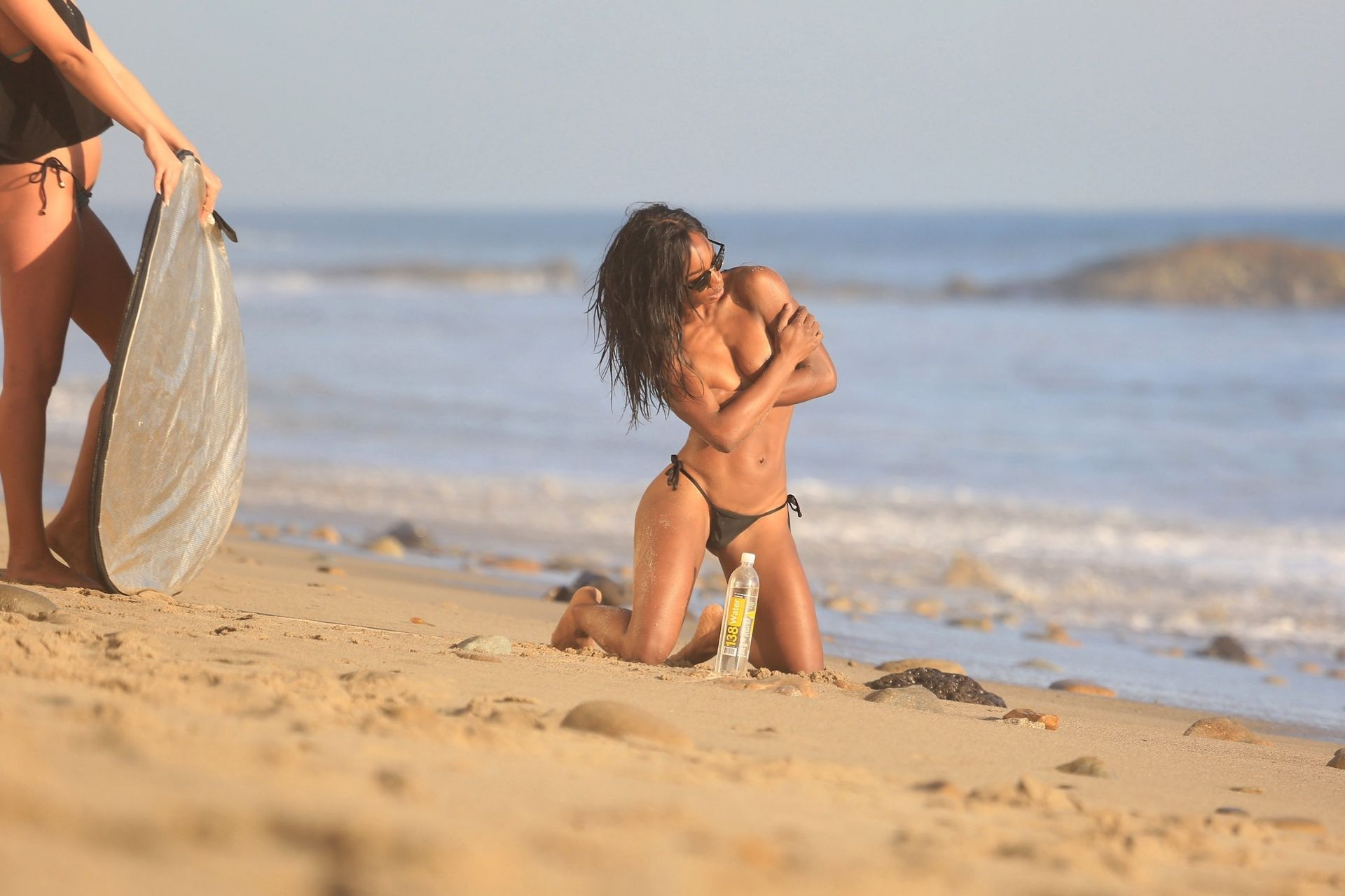 Adrianne Nina Sexy & Topless 0034