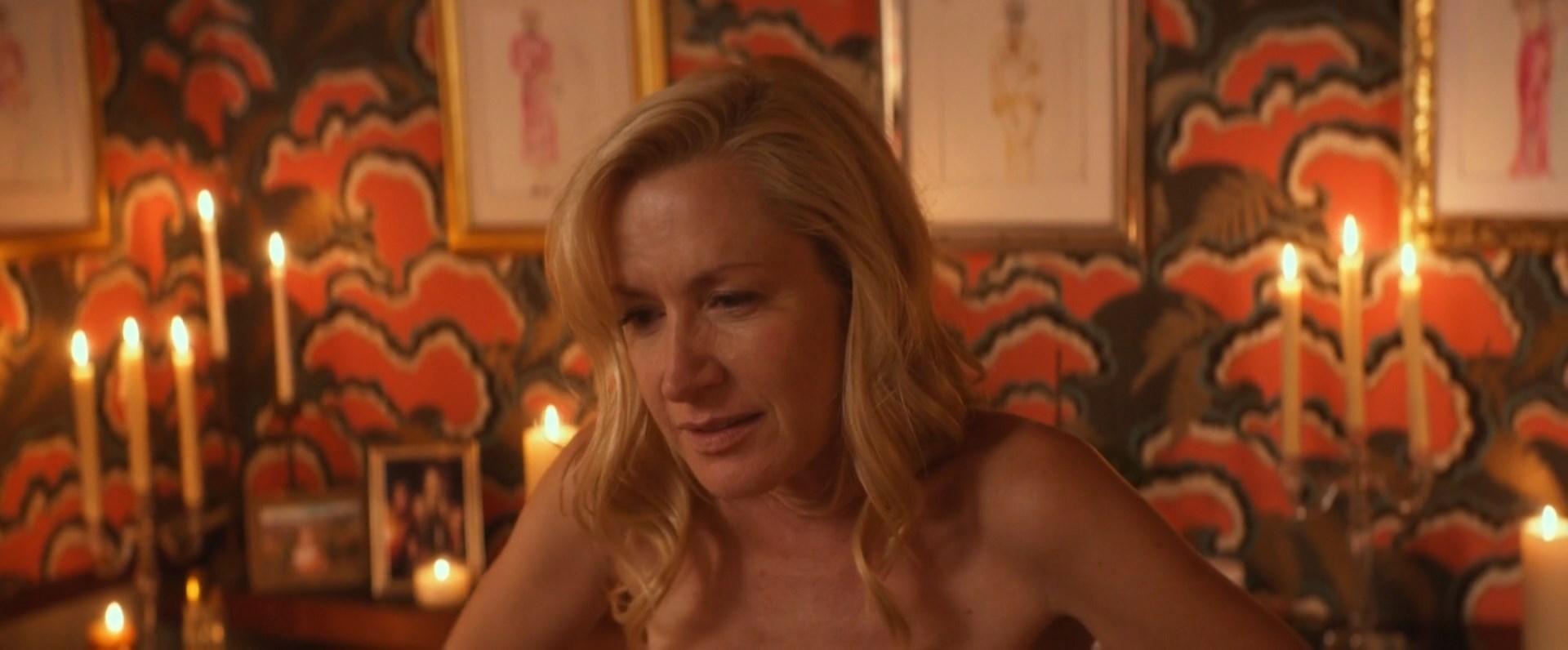 Angela Kinsey Nude – Half Magic 0007