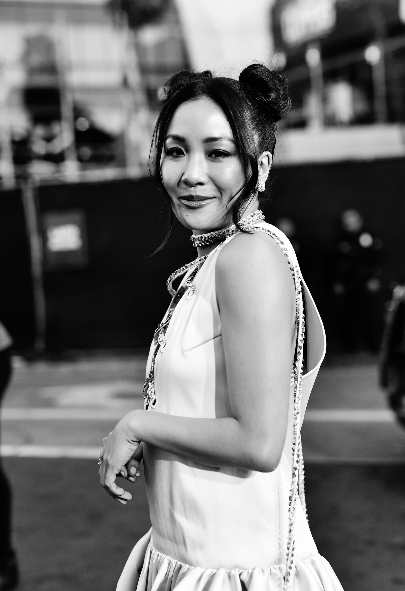 Constance Wu Braless 0003