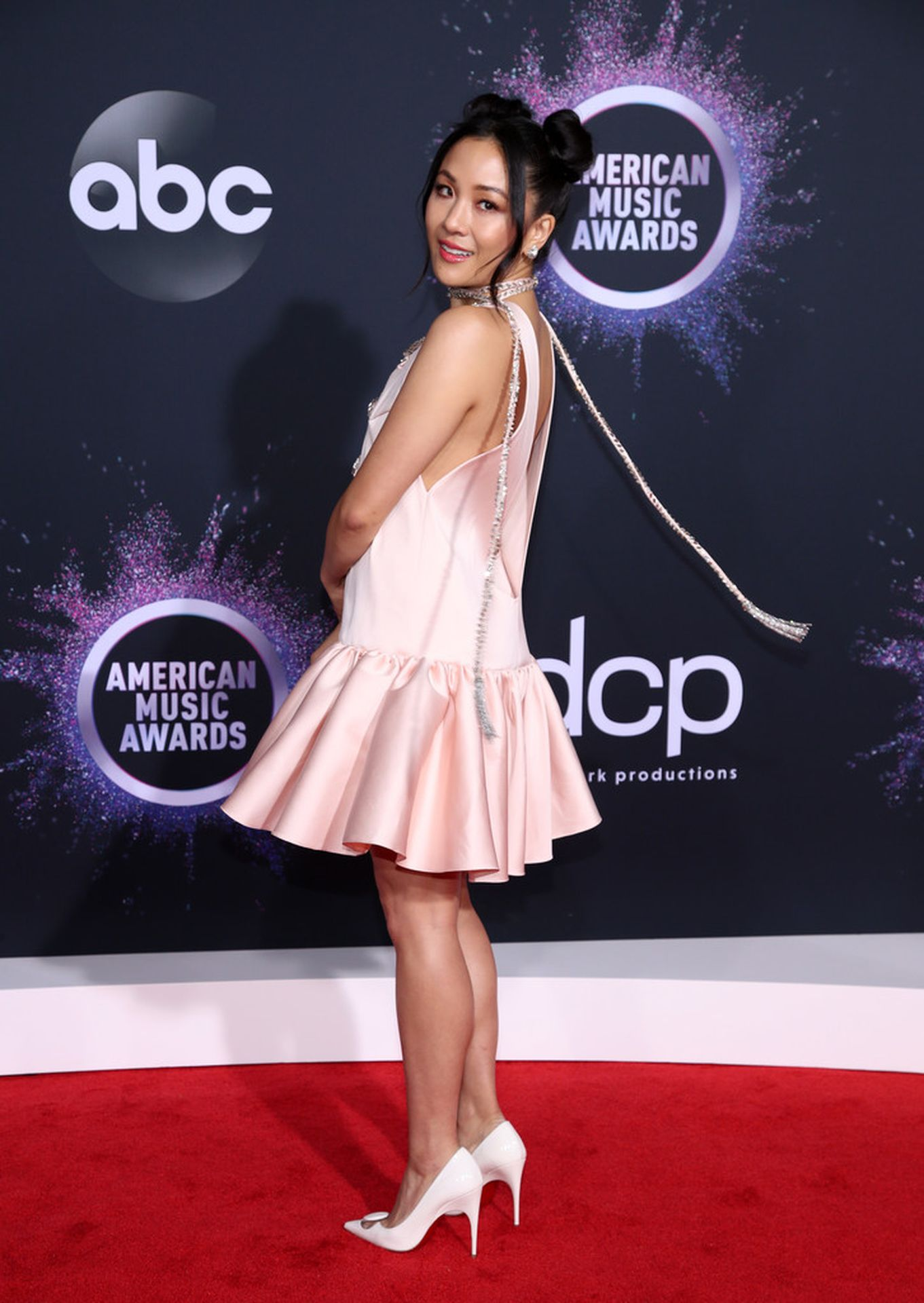 Constance Wu Braless 0005