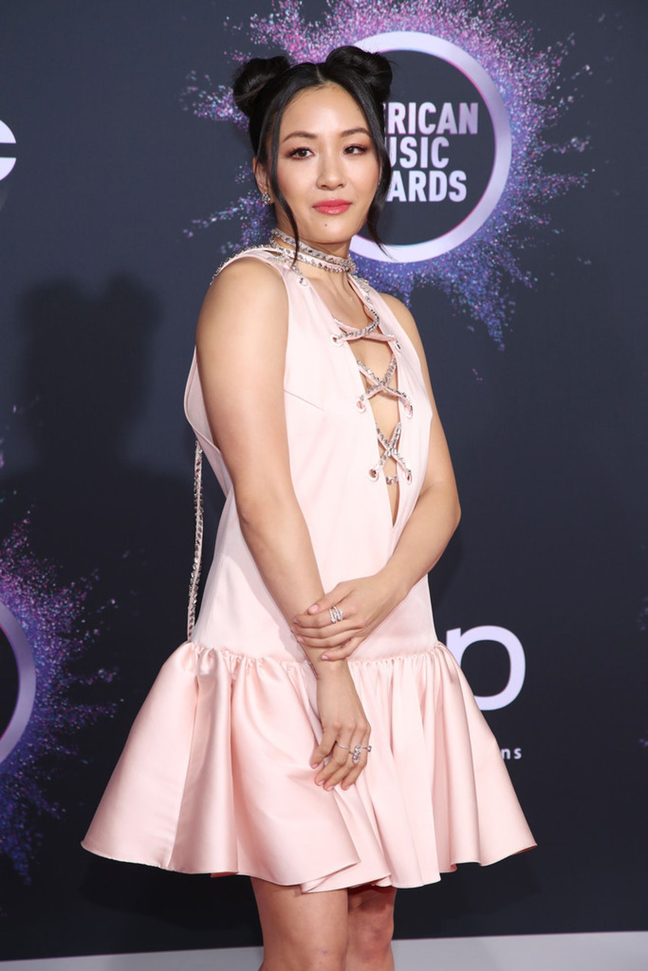 Constance Wu Braless 0006