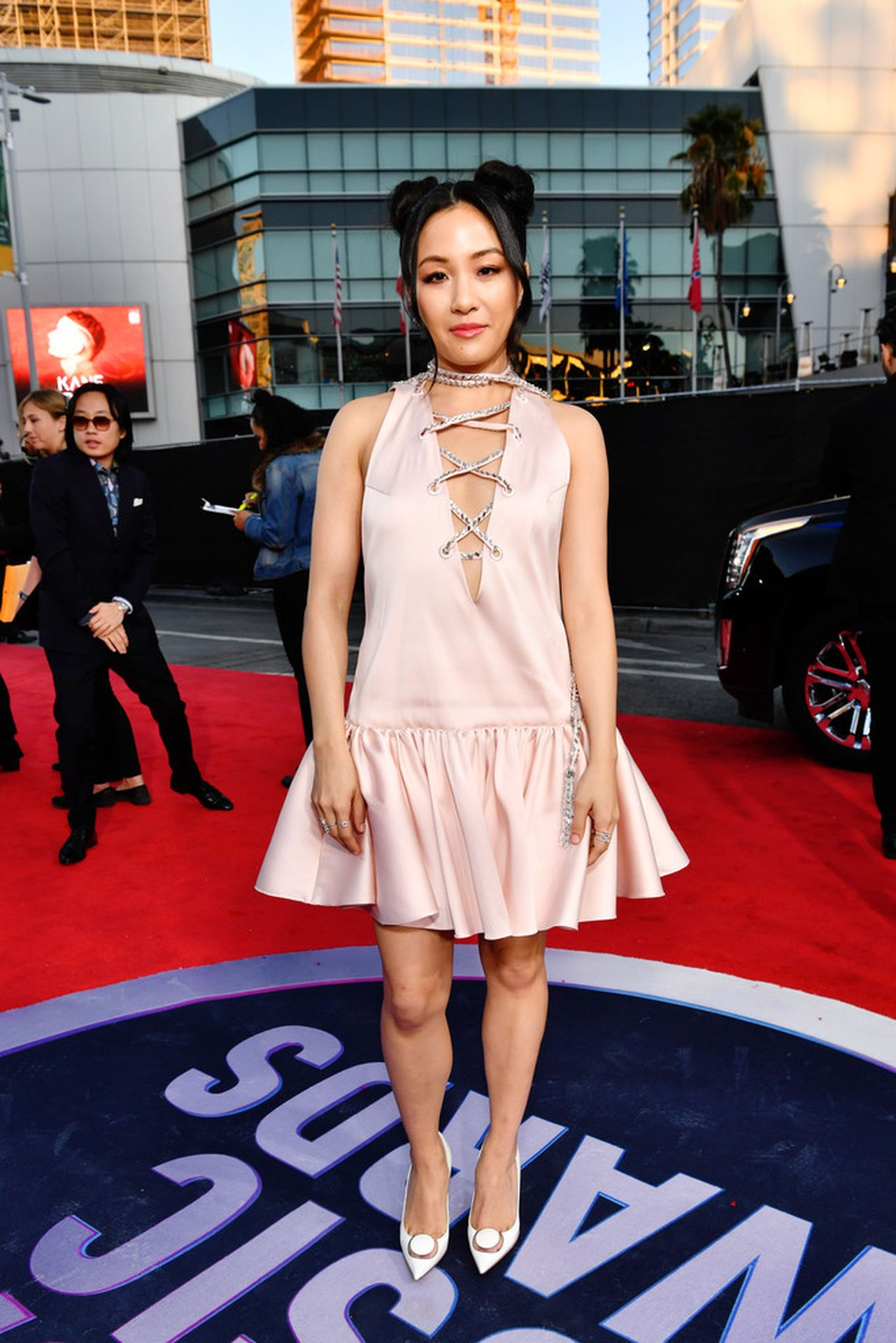 Constance Wu Braless 0008