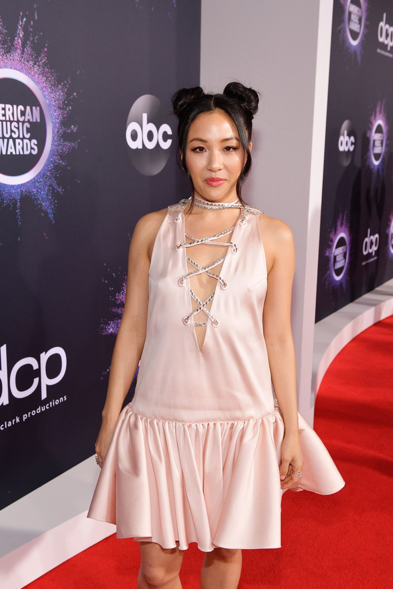 Constance Wu Braless 0009