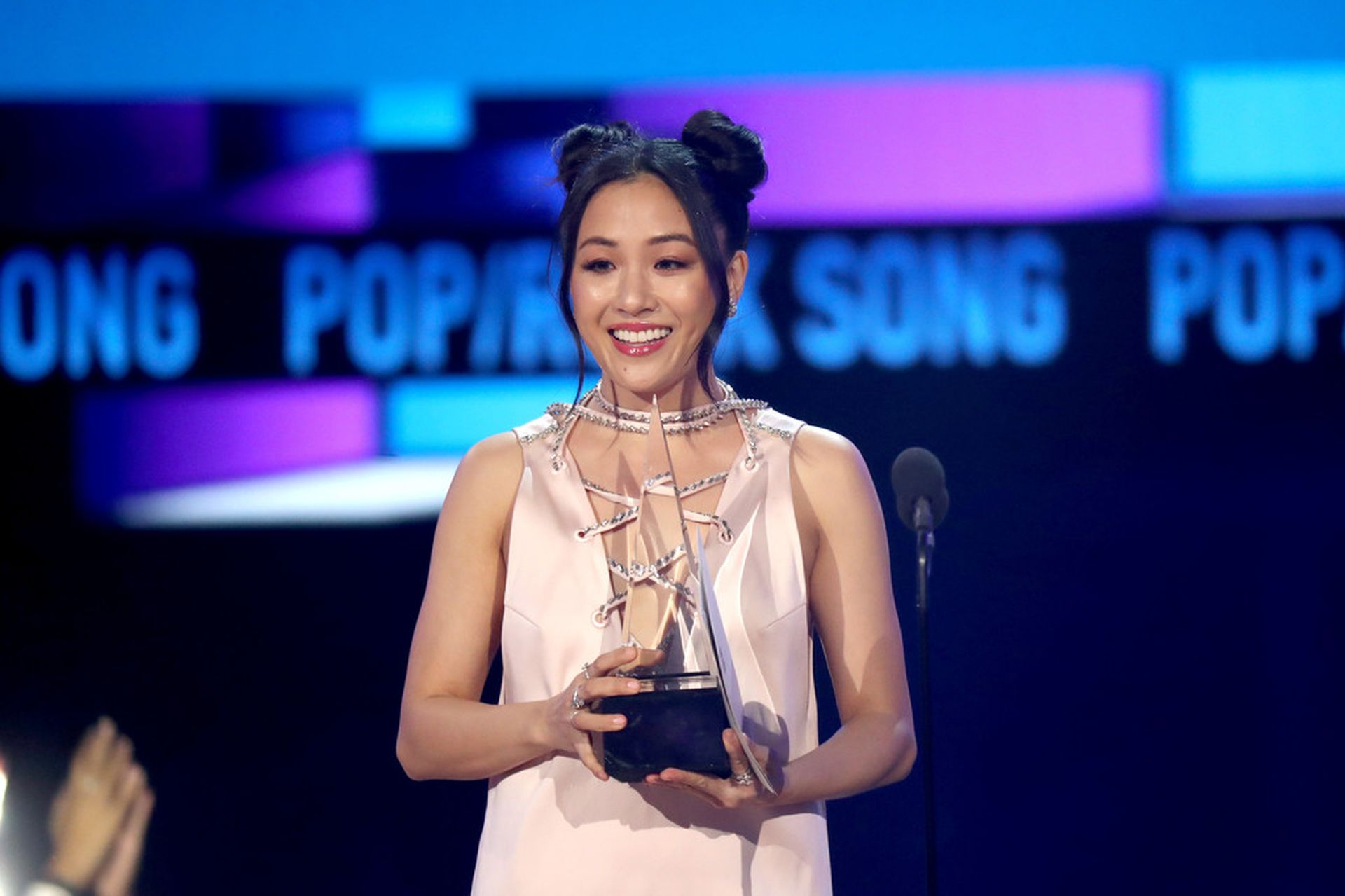Constance Wu Braless 0014