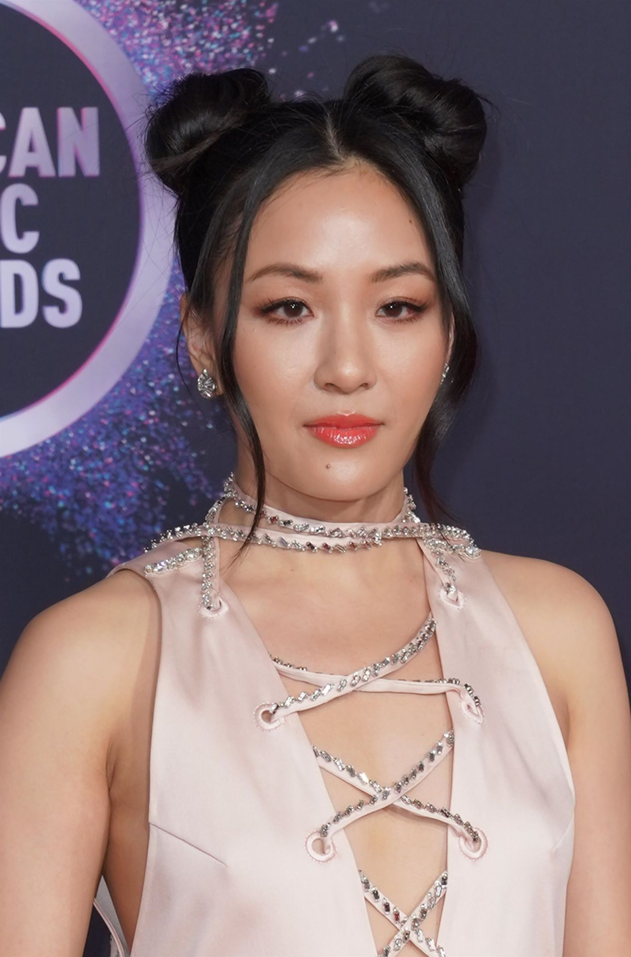 Constance Wu Braless 0017