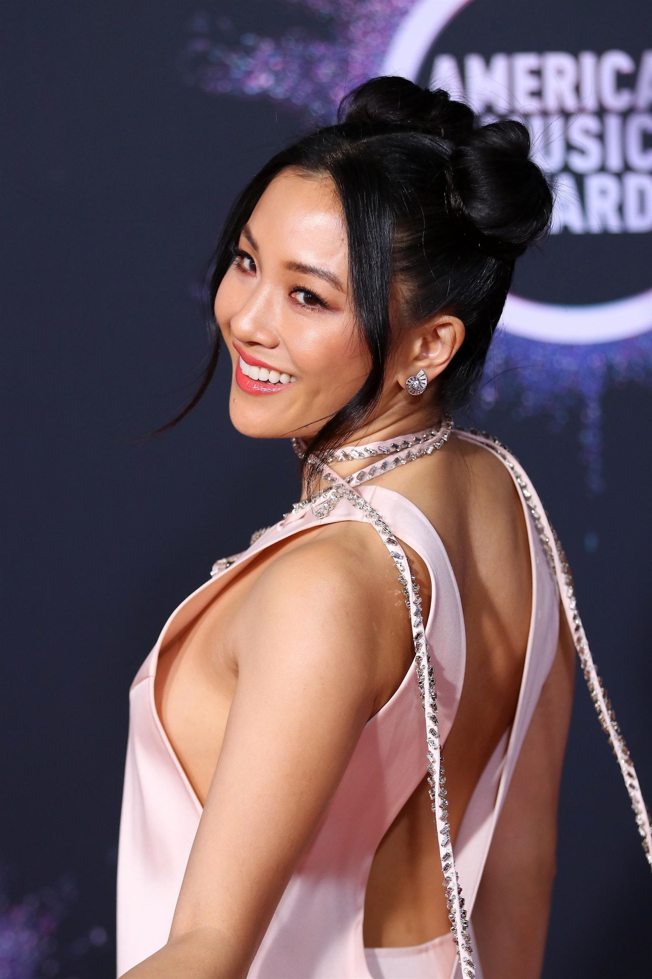 Constance Wu Braless 0019