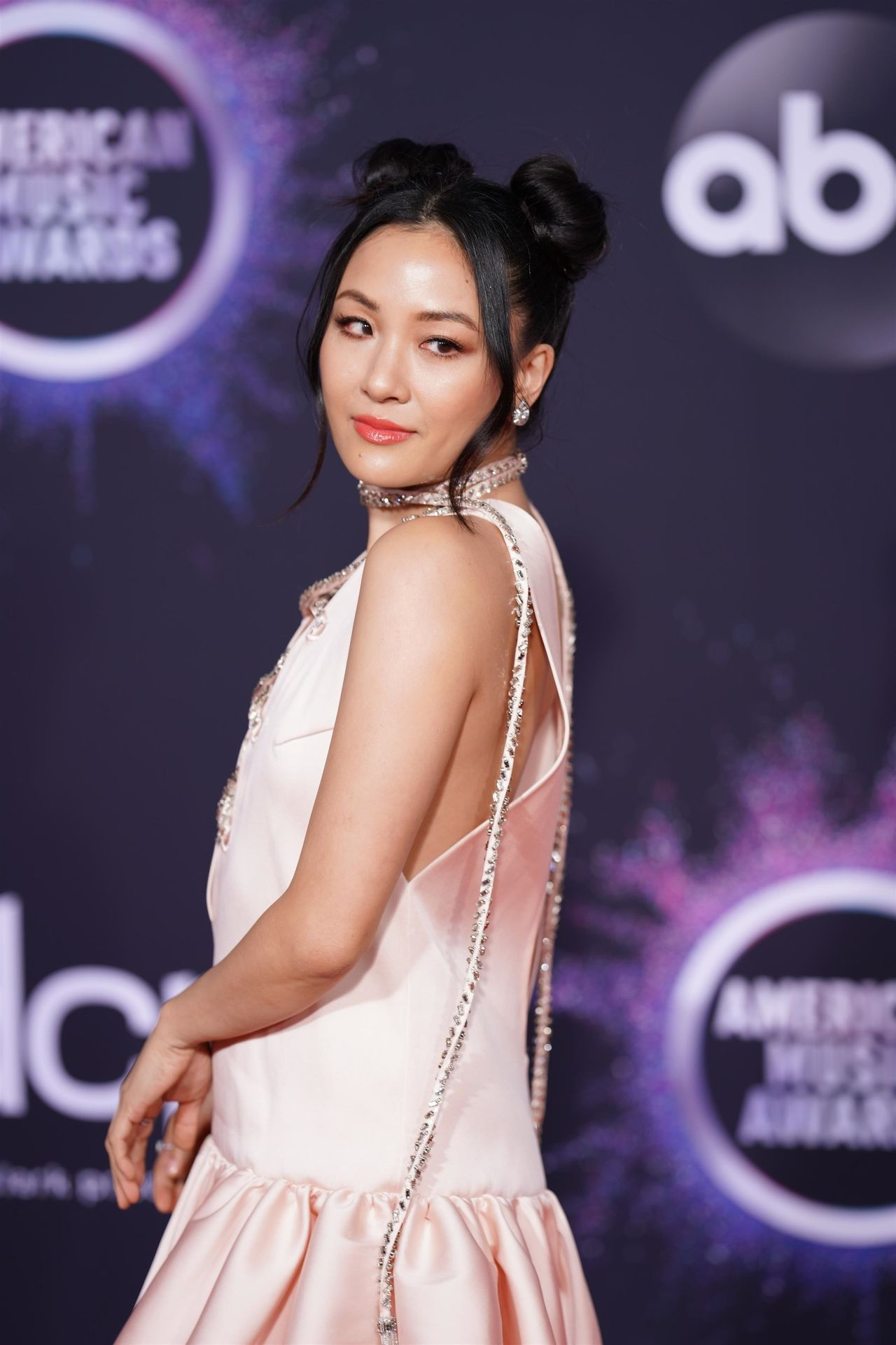 Constance Wu Braless 0020