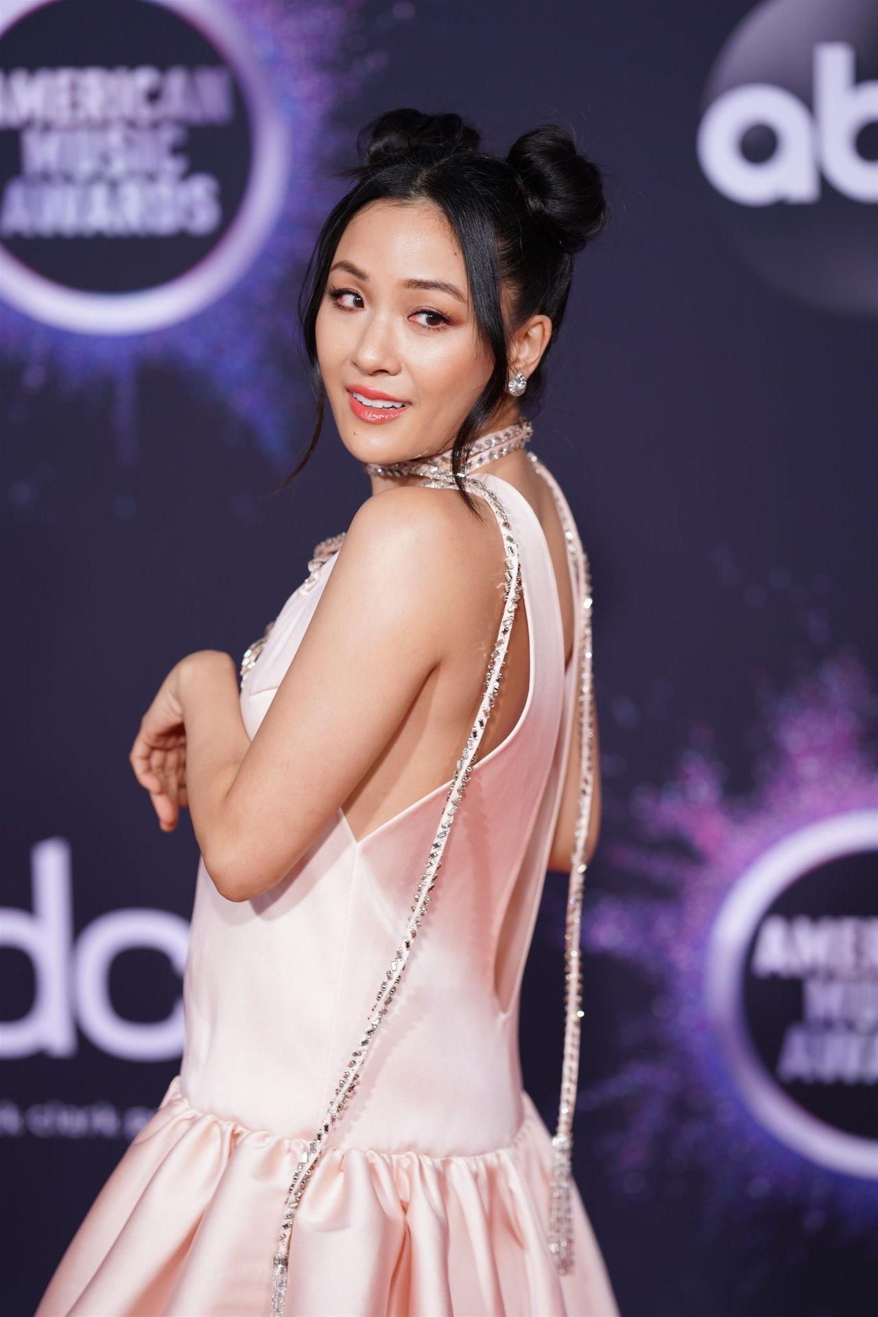 Constance Wu Braless 0021