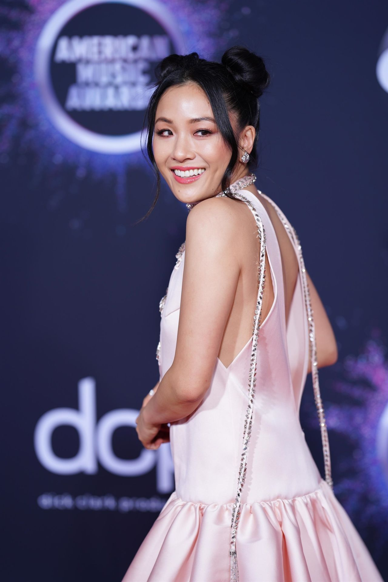 Constance Wu Braless 0022