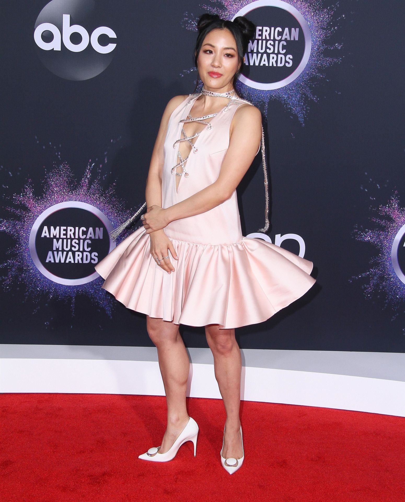 Constance Wu Braless 0027