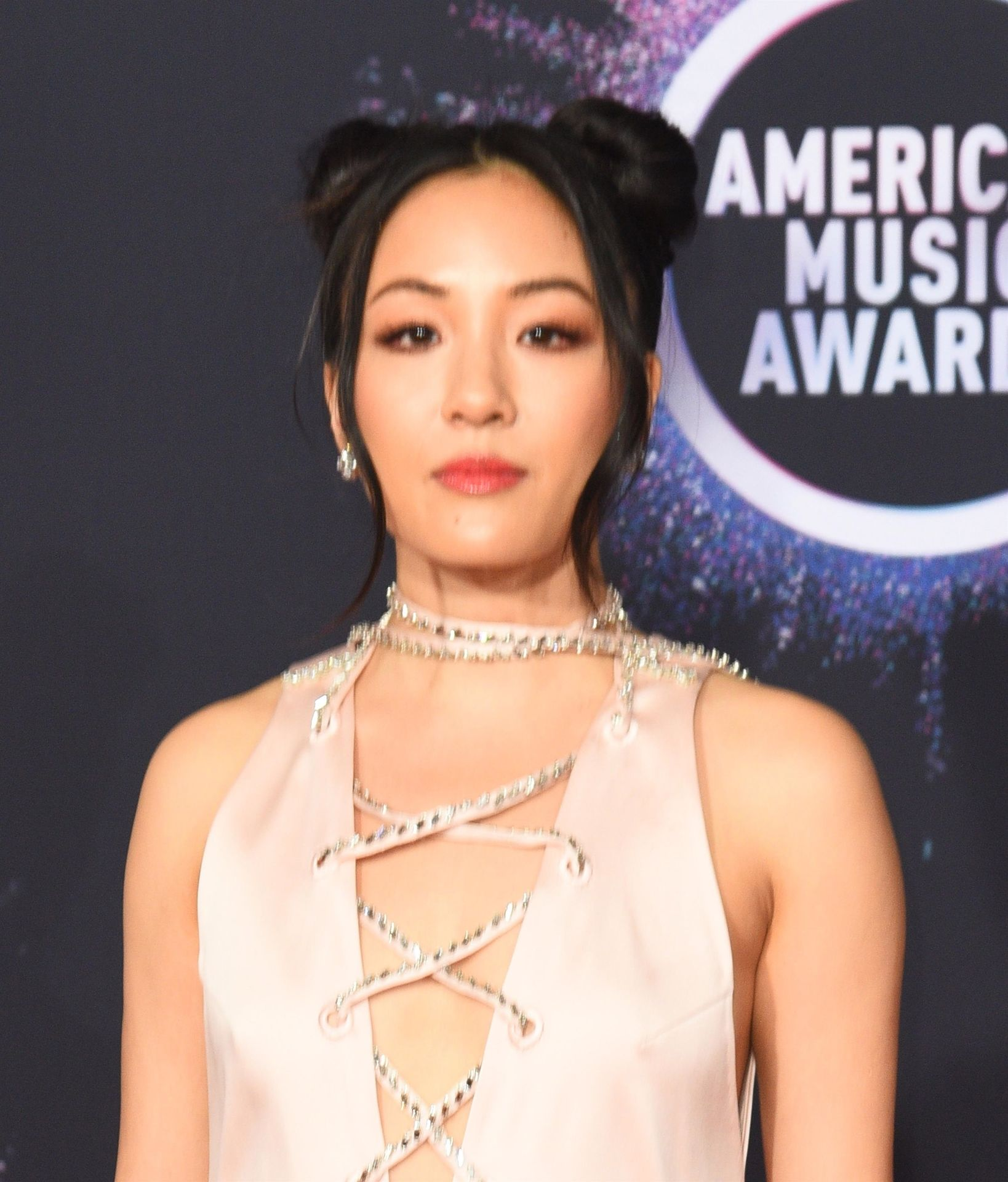 Constance Wu Braless 0028