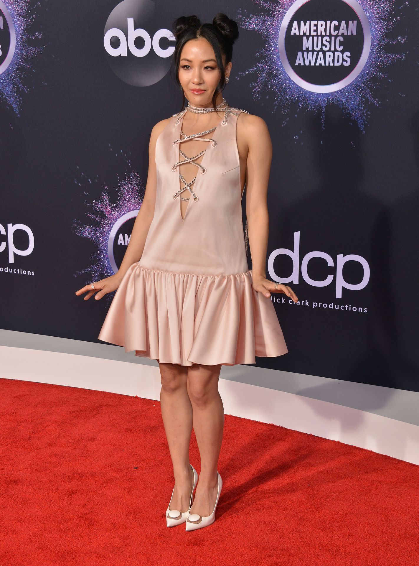 Constance Wu Braless 0030