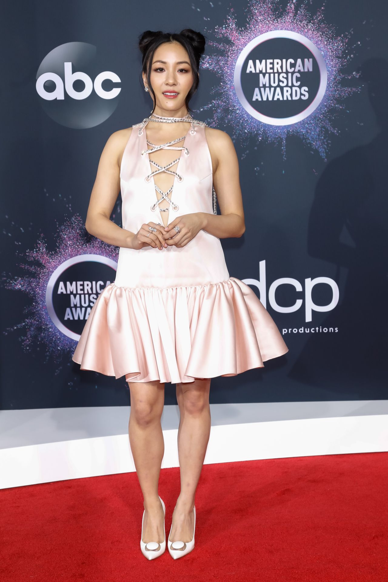 Constance Wu Braless 0031