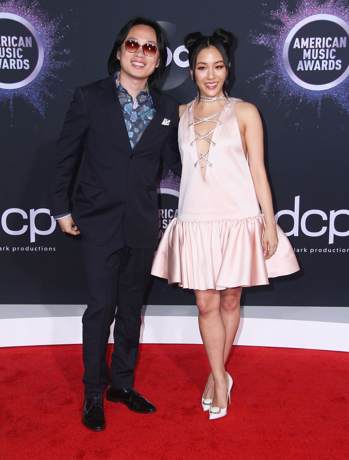 Constance Wu Braless 0033