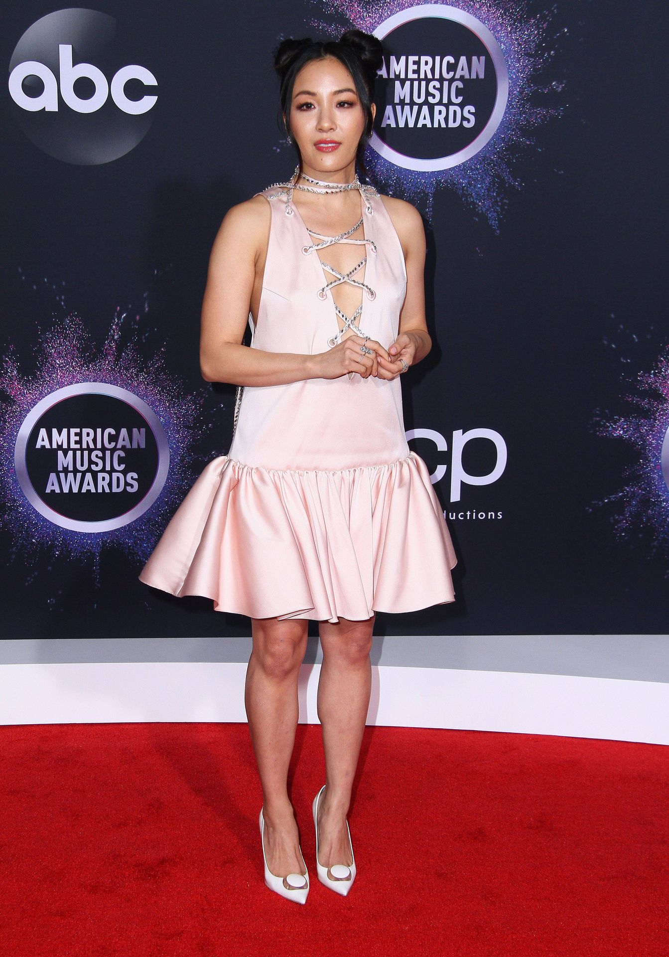 Constance Wu Braless 0035