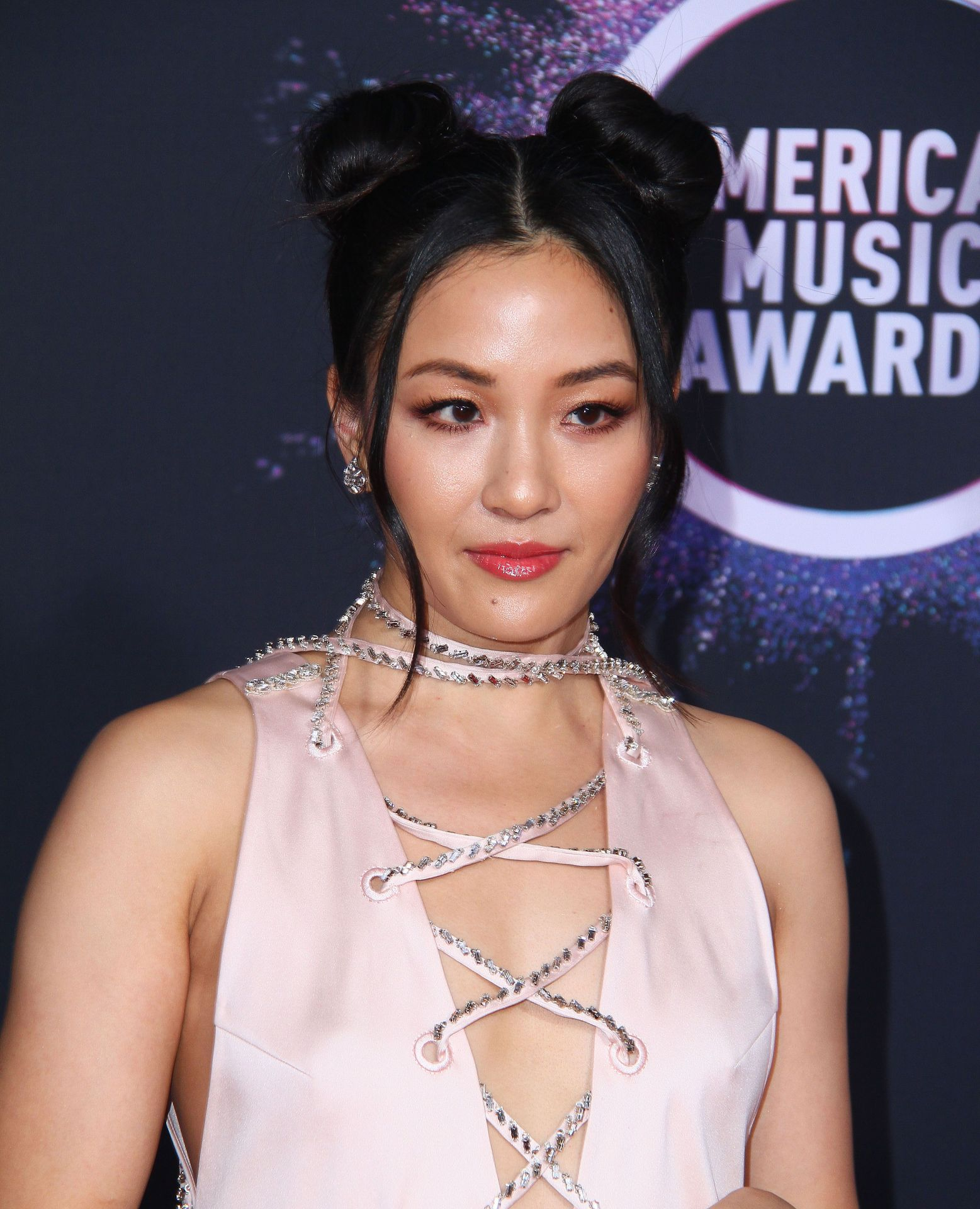 Constance Wu Braless 0036
