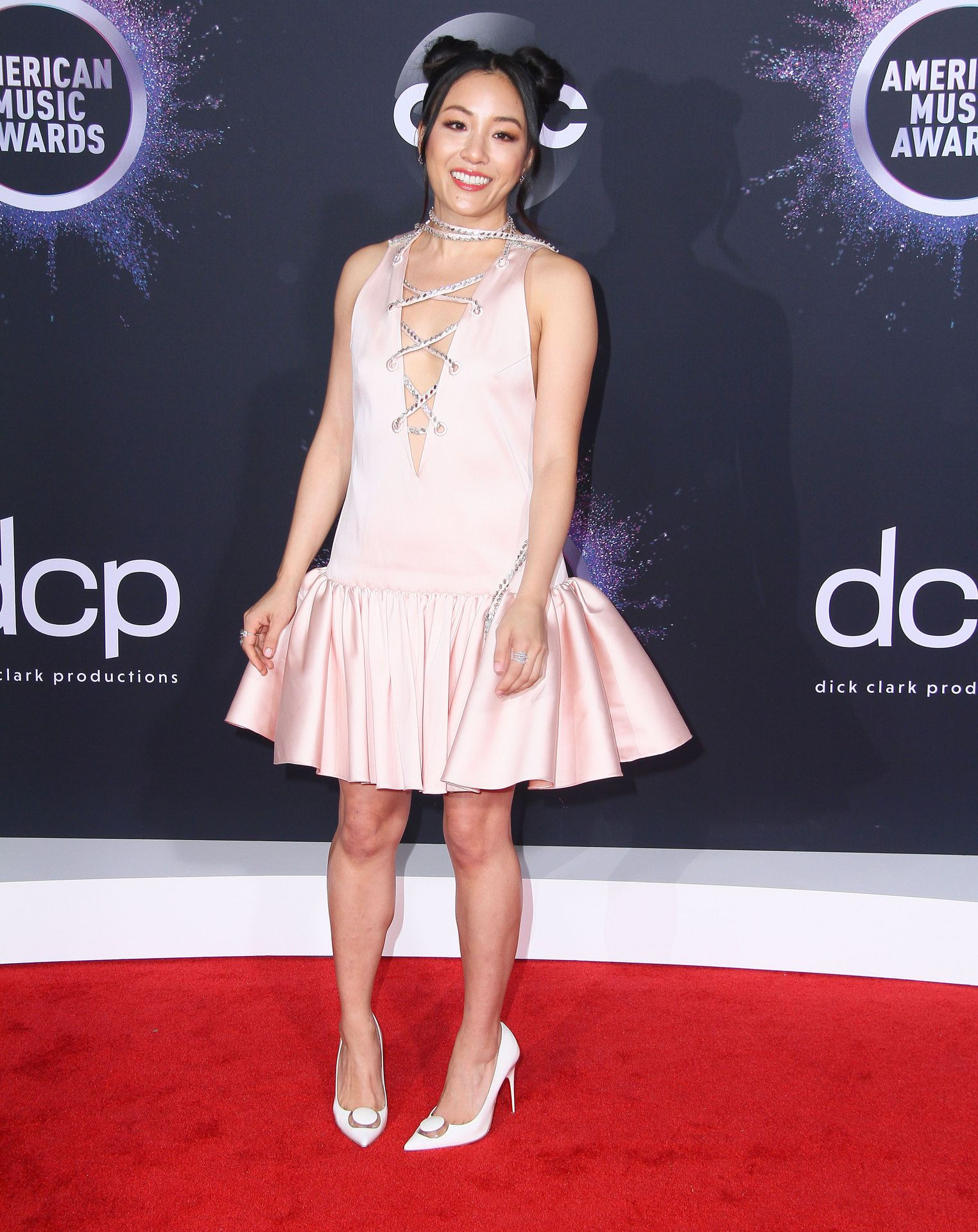 Constance Wu Braless 0037