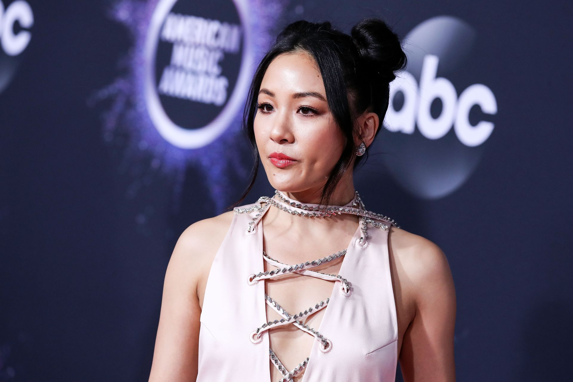 Constance Wu Braless 0047