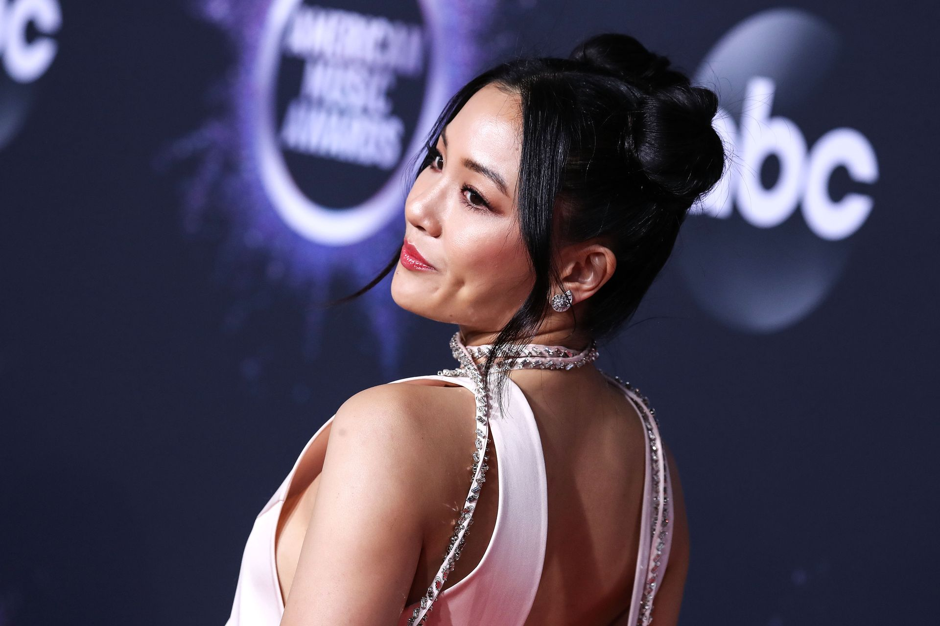 Constance Wu Braless 0052