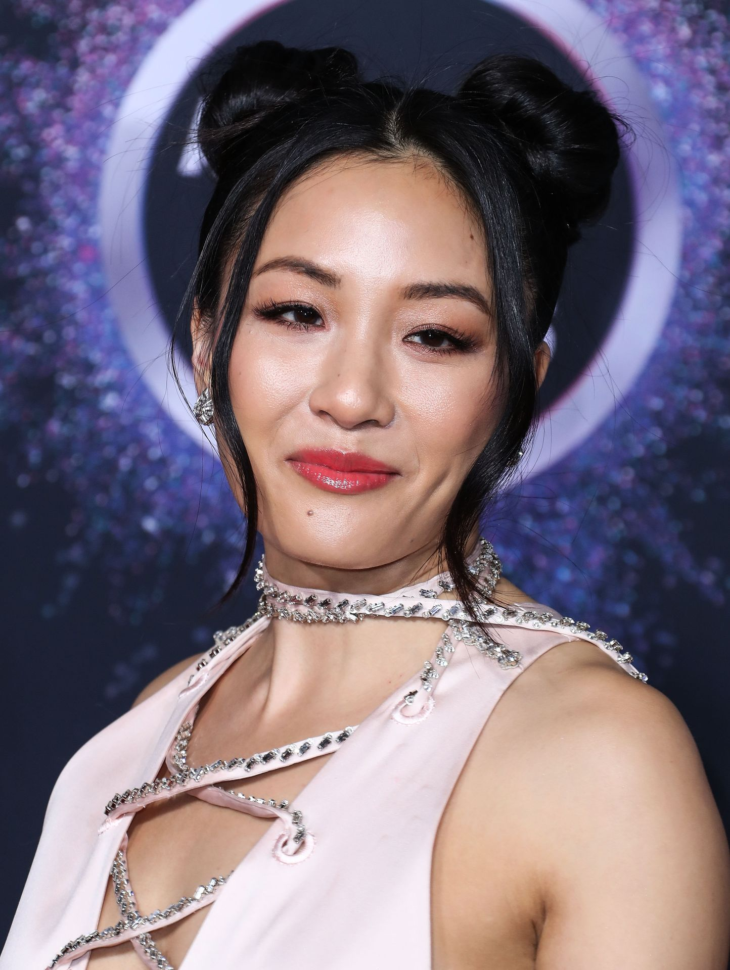Constance Wu Braless 0054