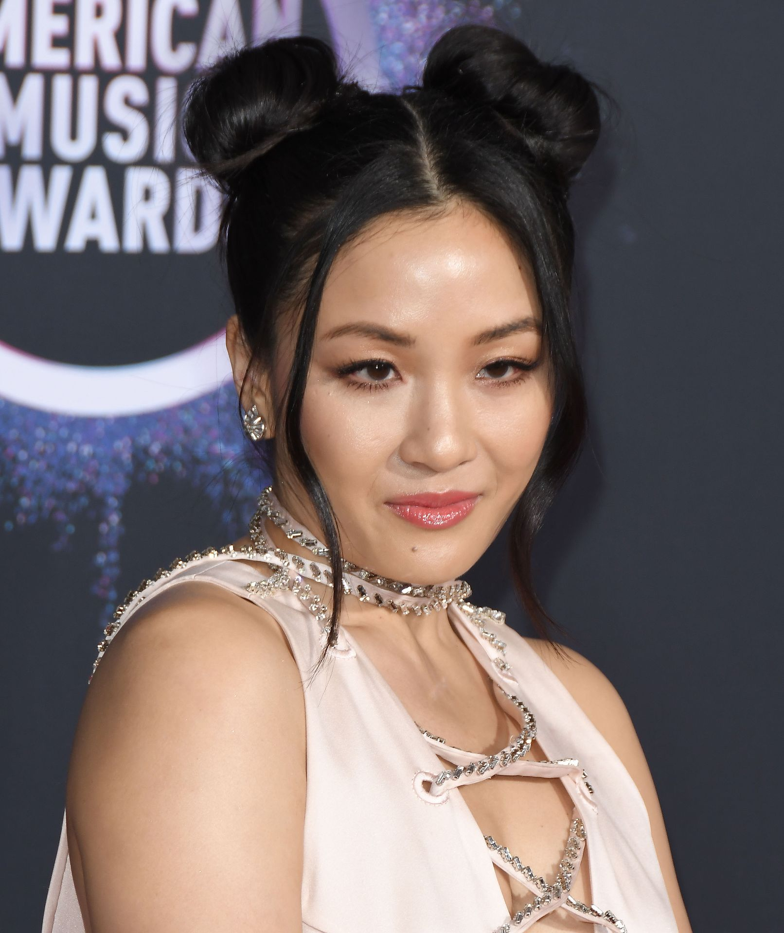 Constance Wu Braless 0058