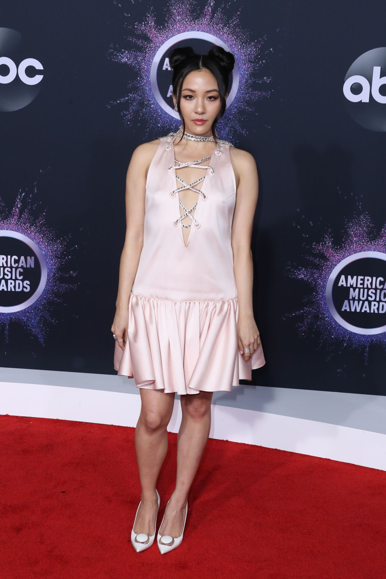 Constance Wu Braless 0068