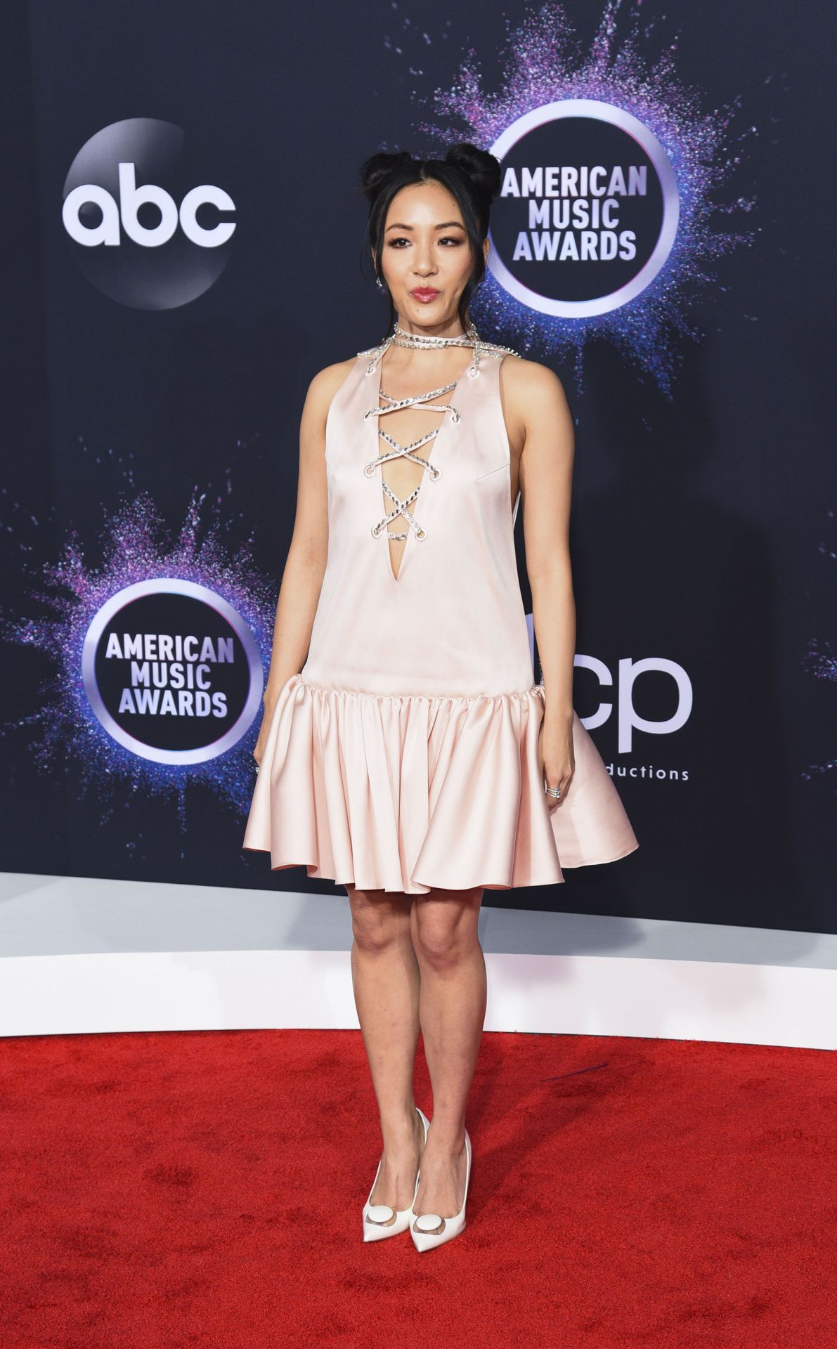 Constance Wu Braless 0074