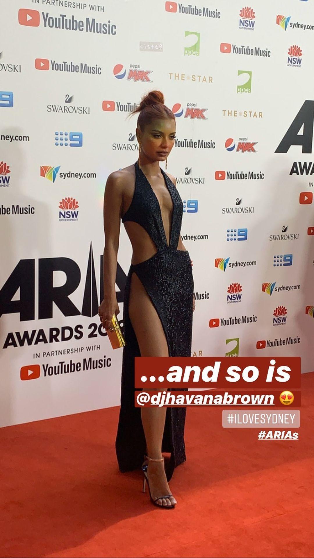 Havana Brown Sexy 0013