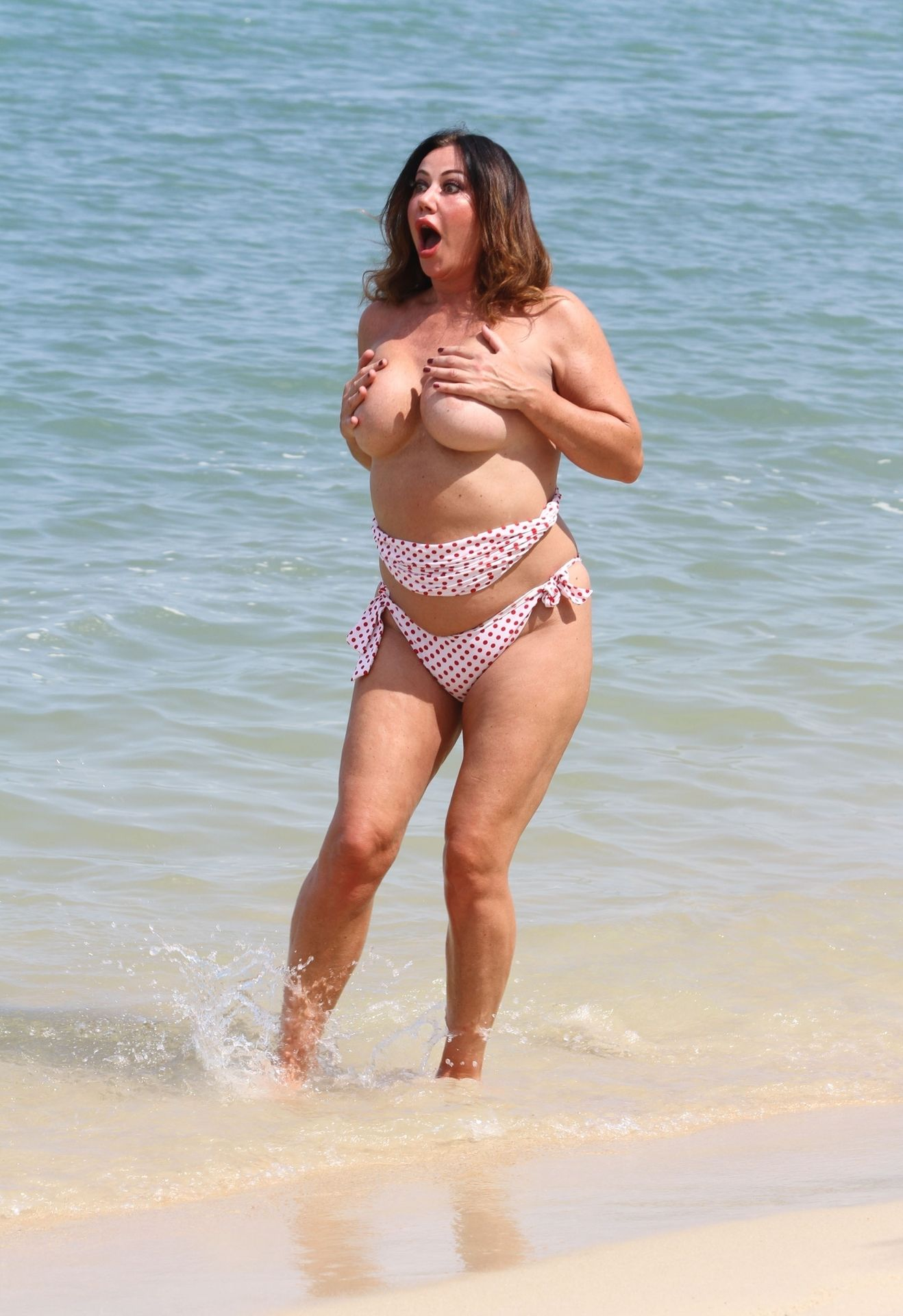 Lisa Appleton Hot & Topless 0021
