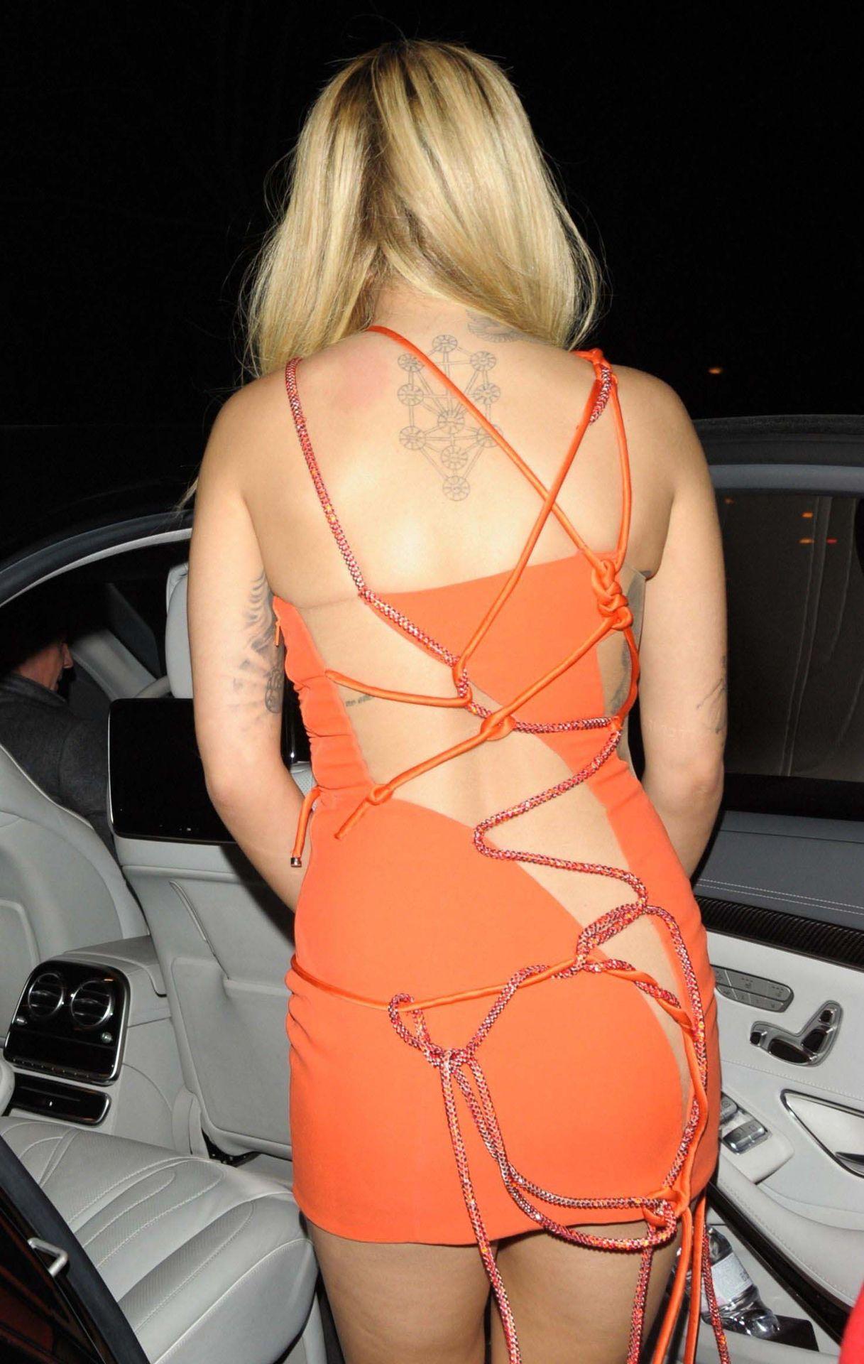 Rita Ora Pantyless 0006