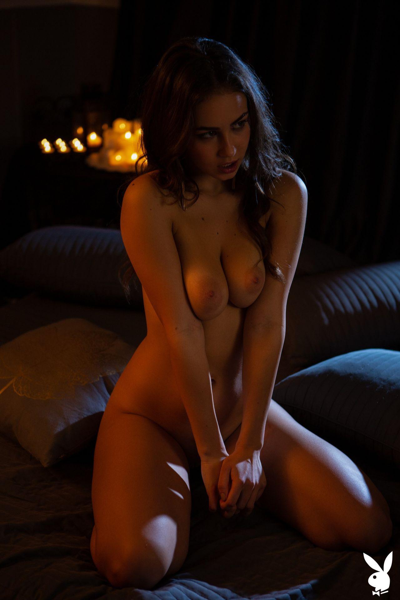 Sophie Limma Nude – Moonlit Affair 0001