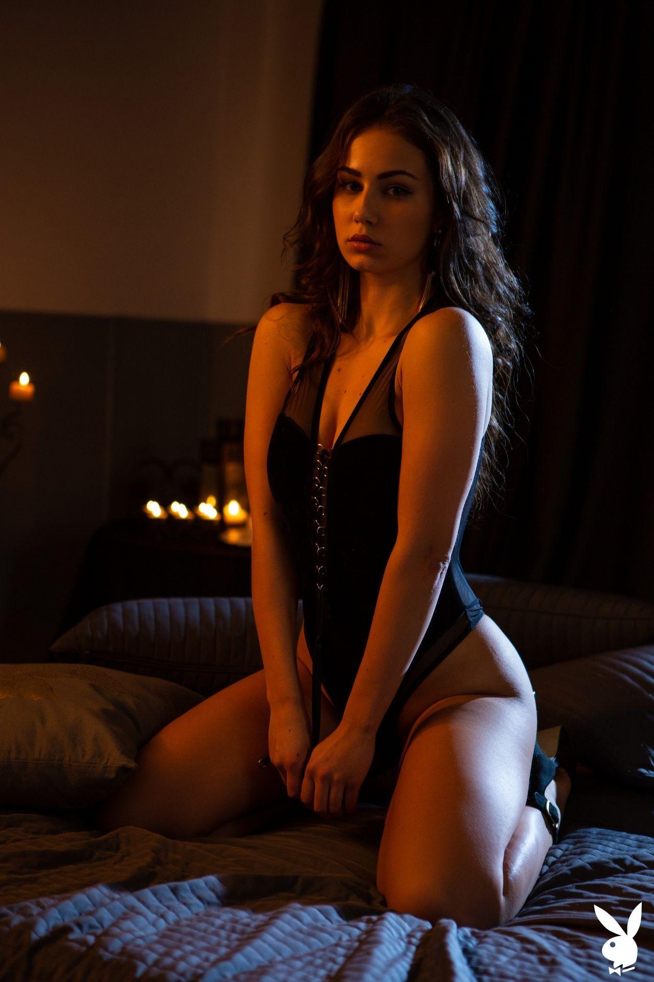 Sophie Limma Nude – Moonlit Affair 0005