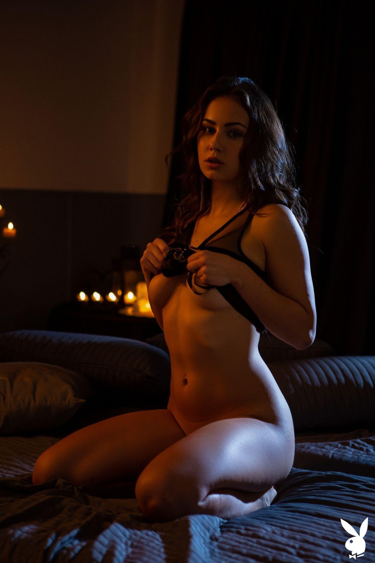 Sophie Limma Nude – Moonlit Affair 0009