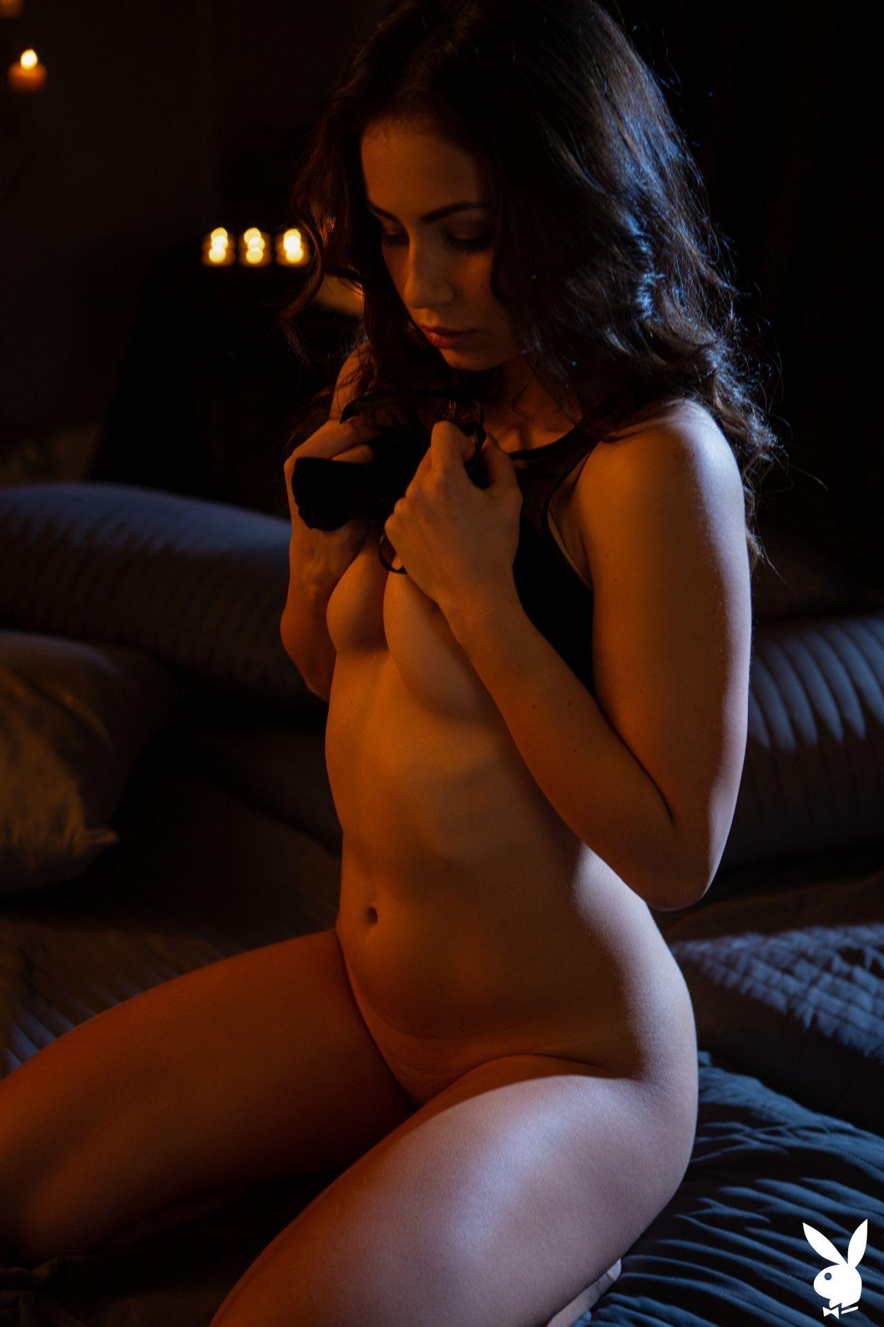 Sophie Limma Nude – Moonlit Affair 0011