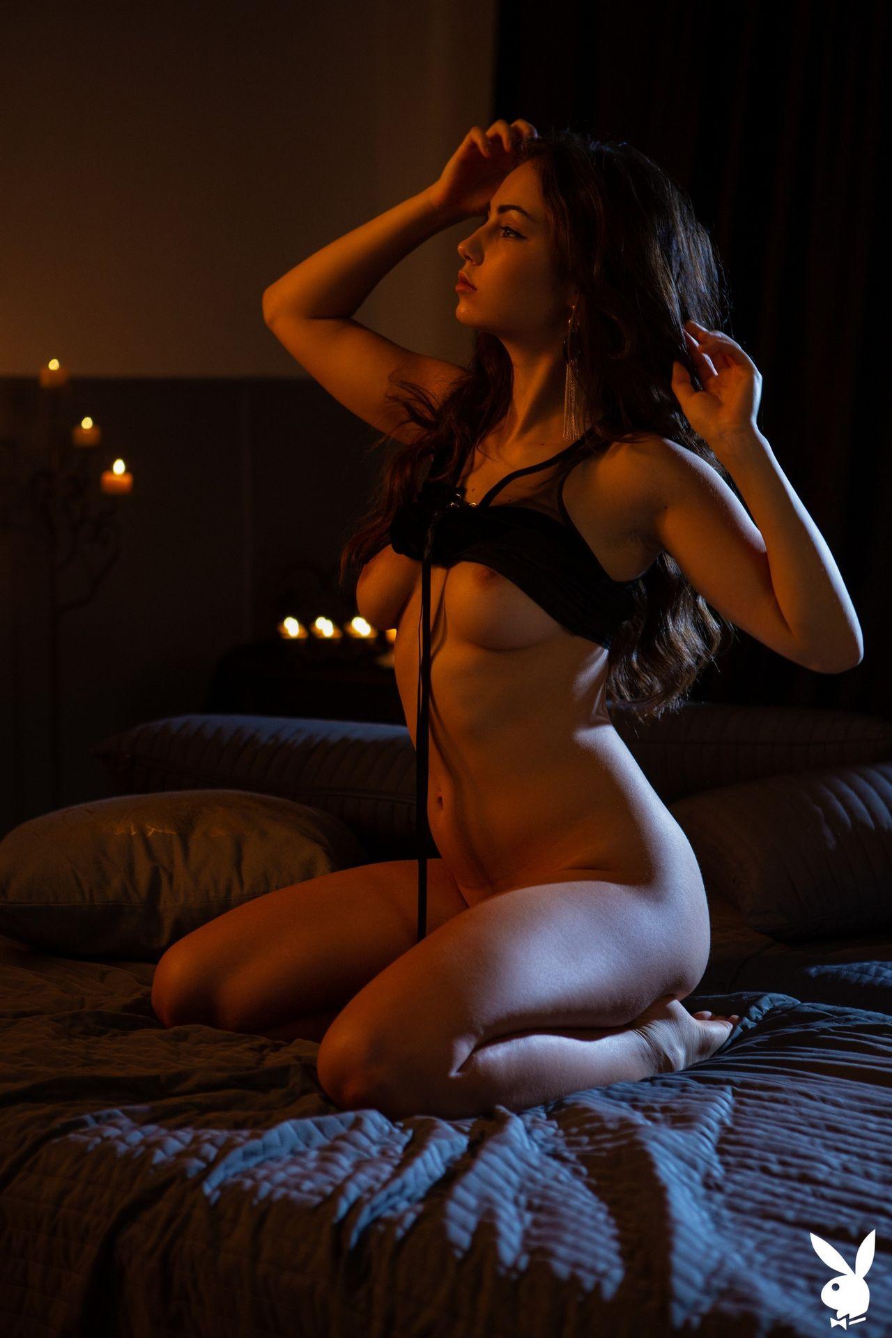 Sophie Limma Nude – Moonlit Affair 0013
