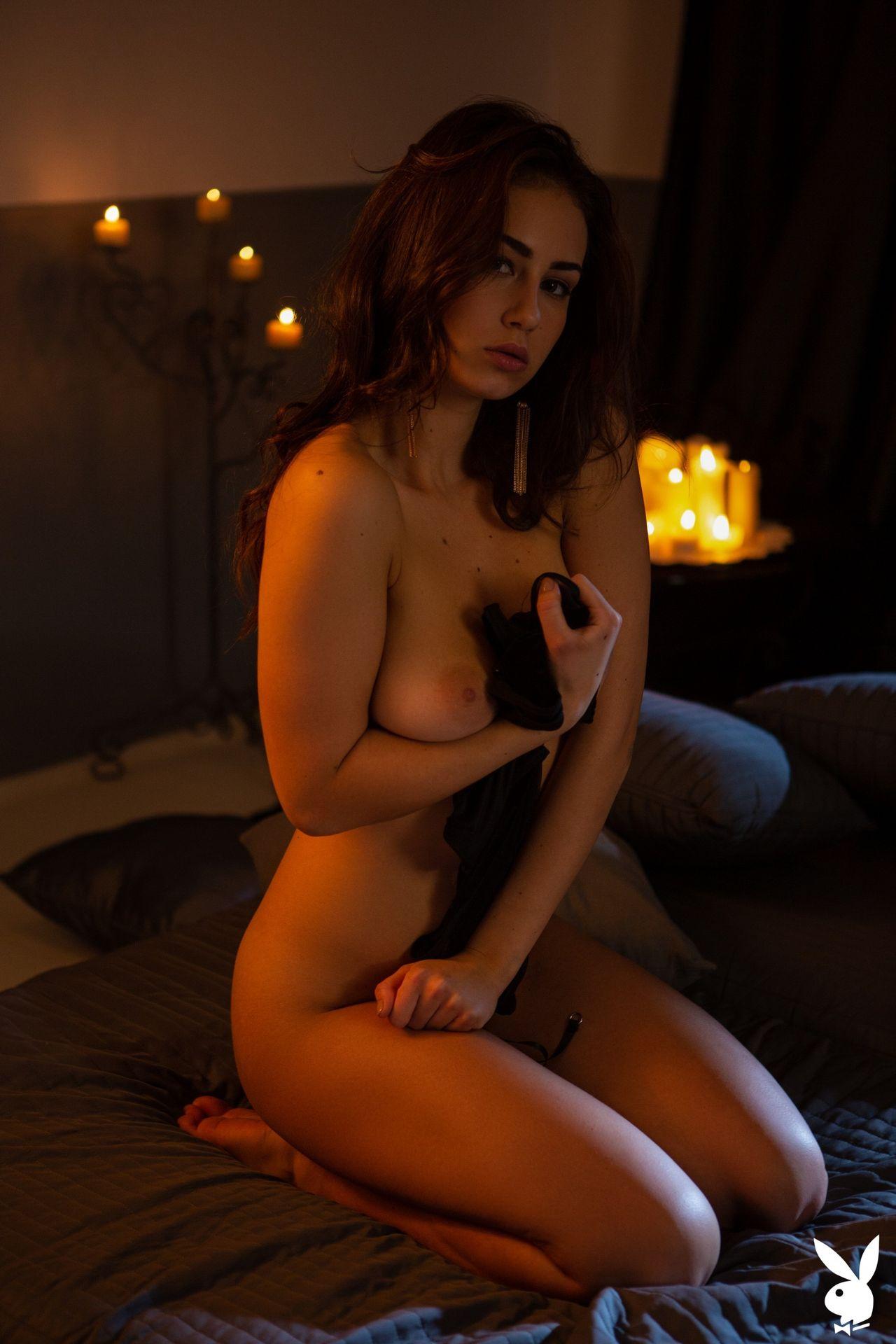 Sophie Limma Nude – Moonlit Affair 0017