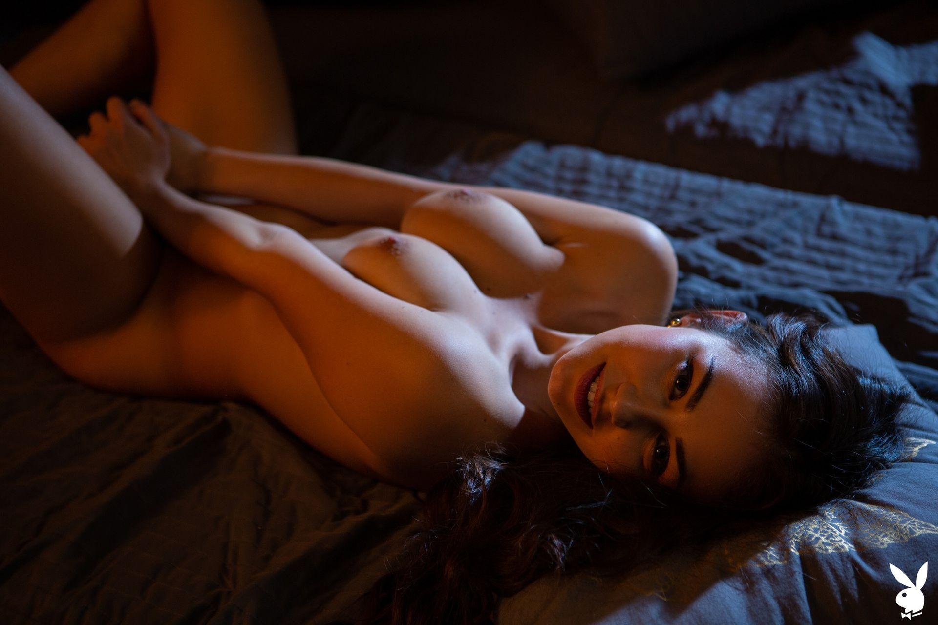 Sophie Limma Nude – Moonlit Affair 0021