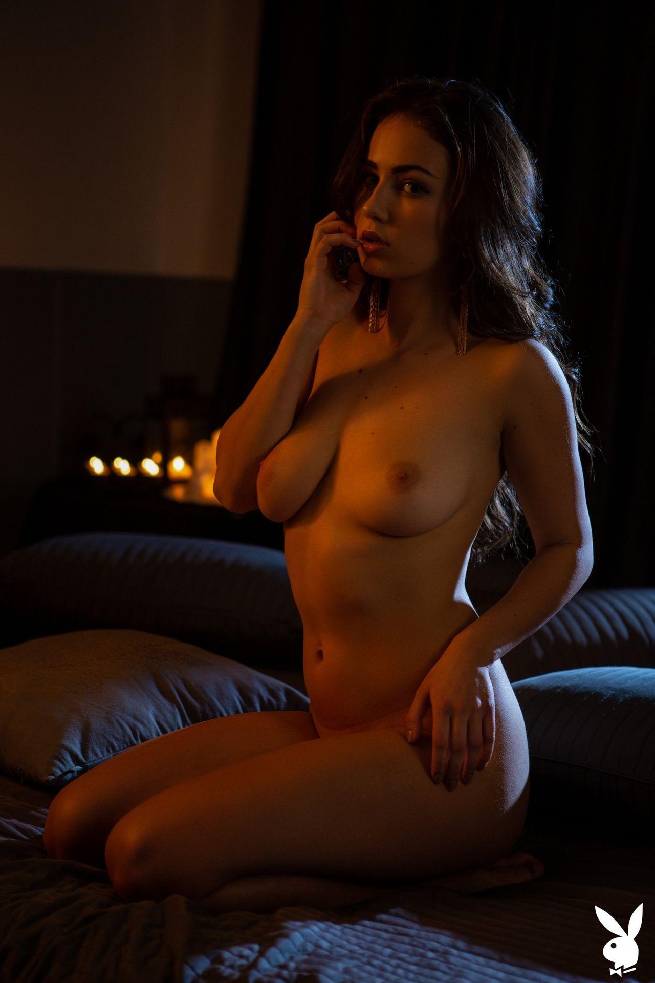 Sophie Limma Nude – Moonlit Affair 0023