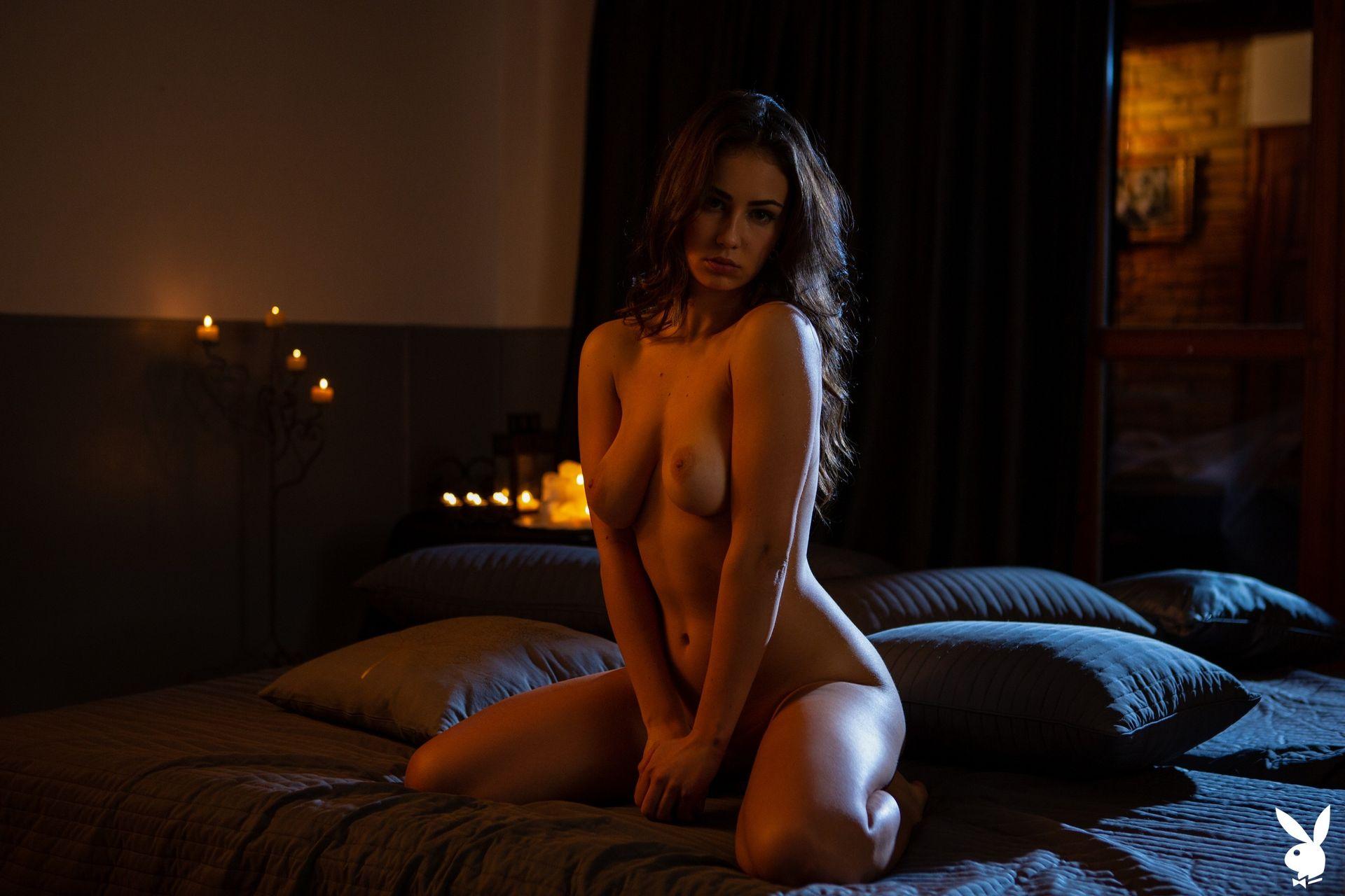 Sophie Limma Nude – Moonlit Affair 0024