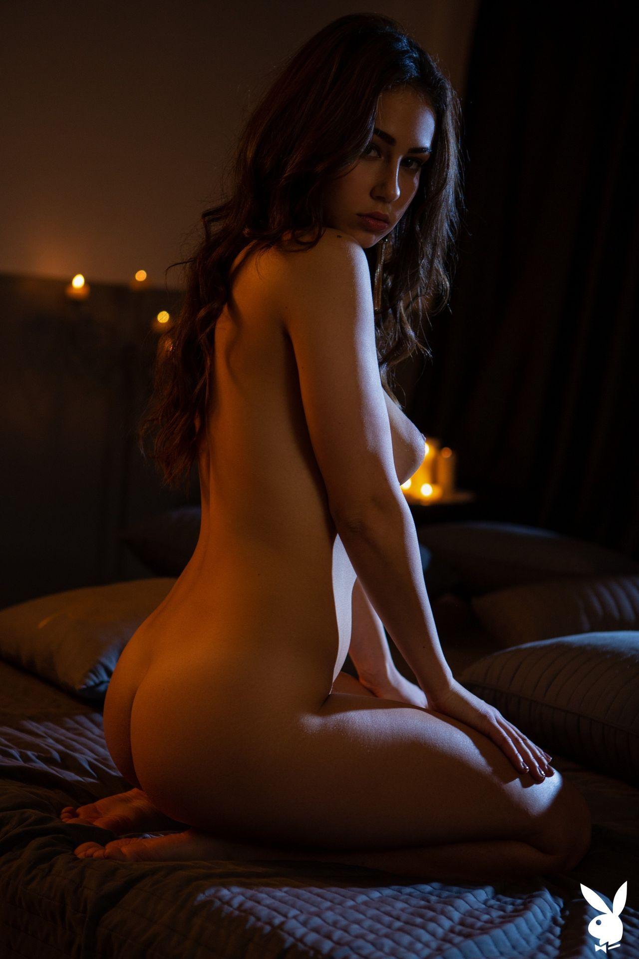 Sophie Limma Nude – Moonlit Affair 0026